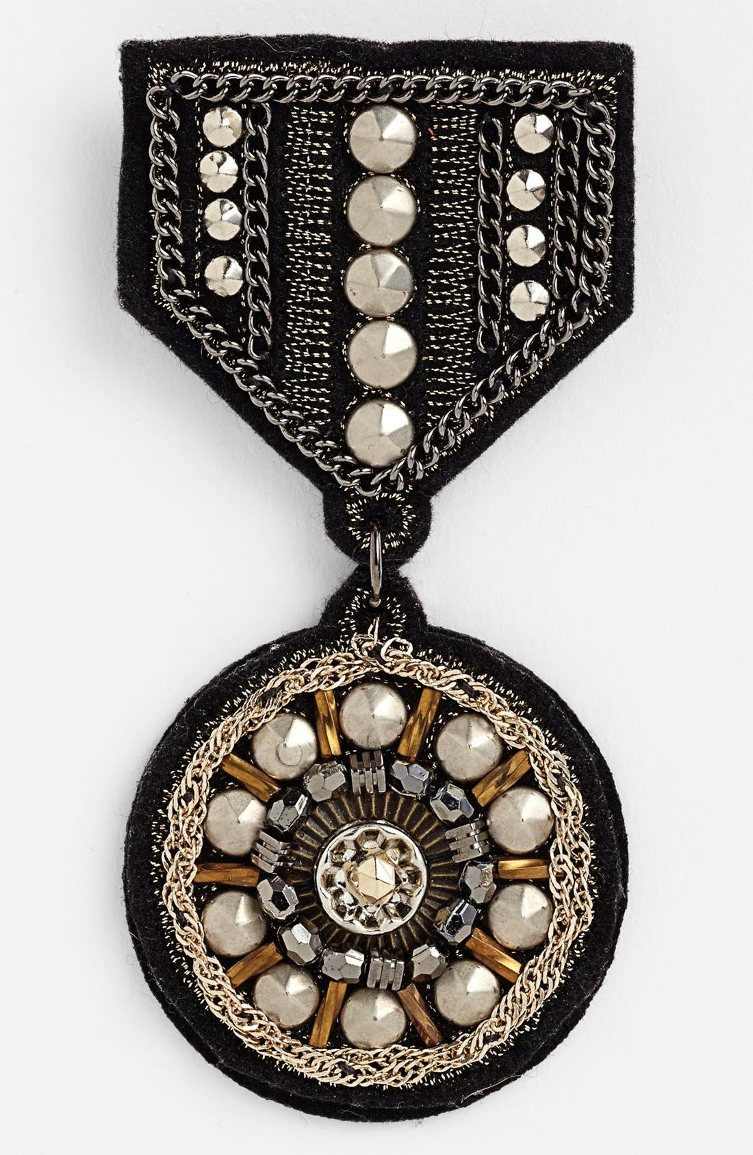 Alternate Image 1 Selected - Cara 'Special Military' Embellished Pin