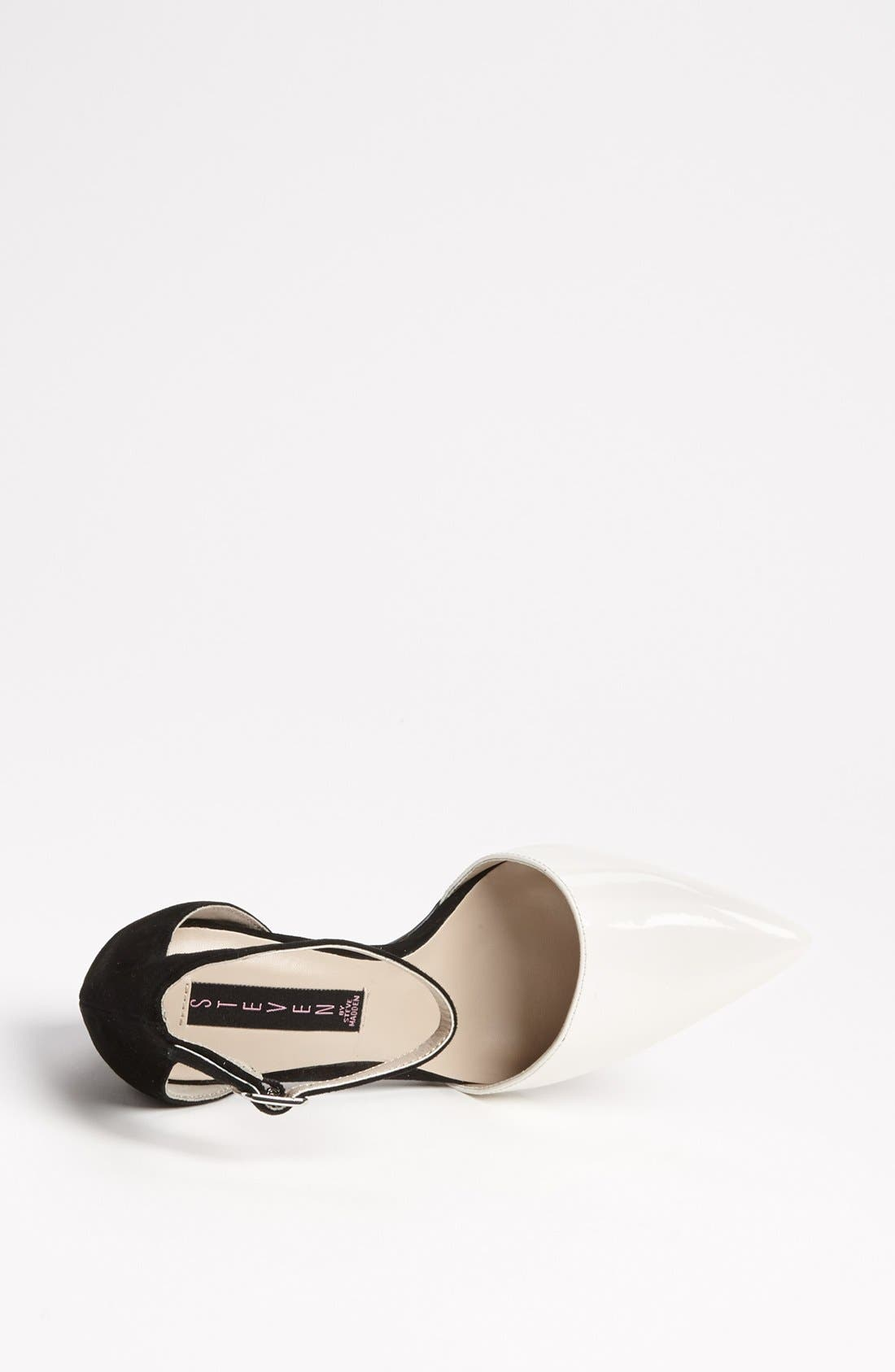 Alternate Image 3  - Steven by Steve Madden 'Anibell' Pump