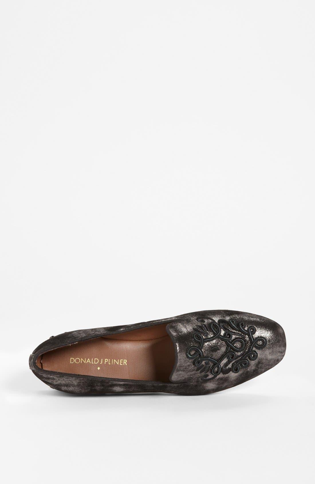 Alternate Image 3  - Donald J Pliner 'Eos' Loafer