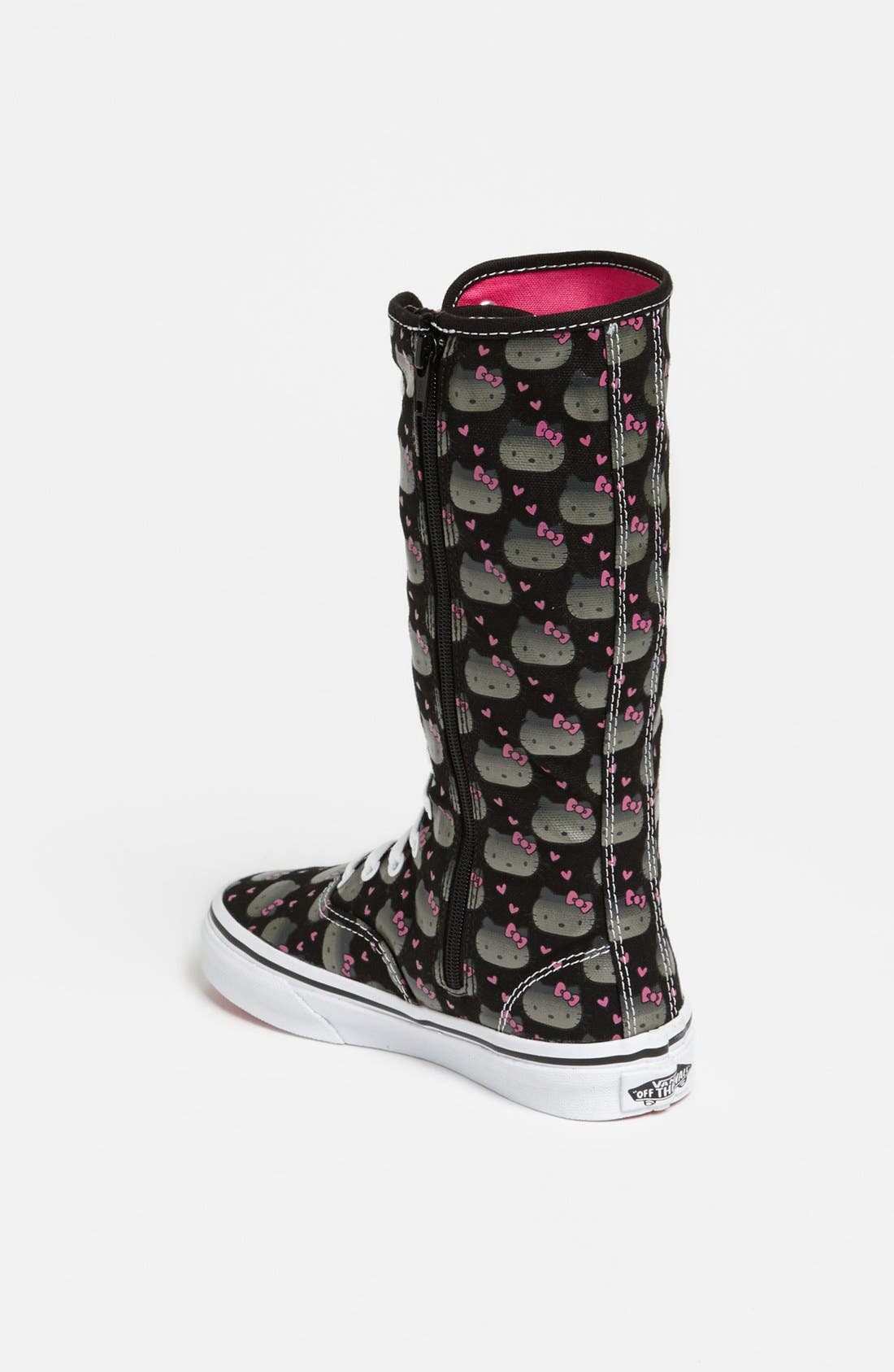 Alternate Image 2  - Vans 'Authentic Super Hi - Hello Kitty®' Sneaker (Toddler, Little Kid & Big Kid)