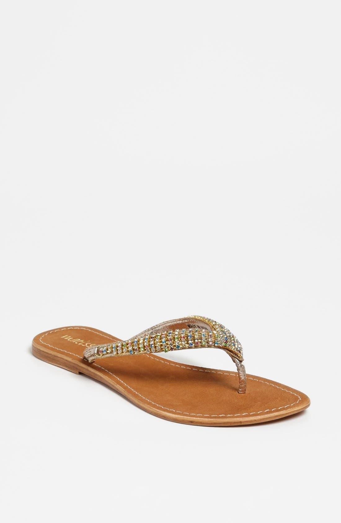 Alternate Image 1 Selected - Matisse 'Universe' Sandal