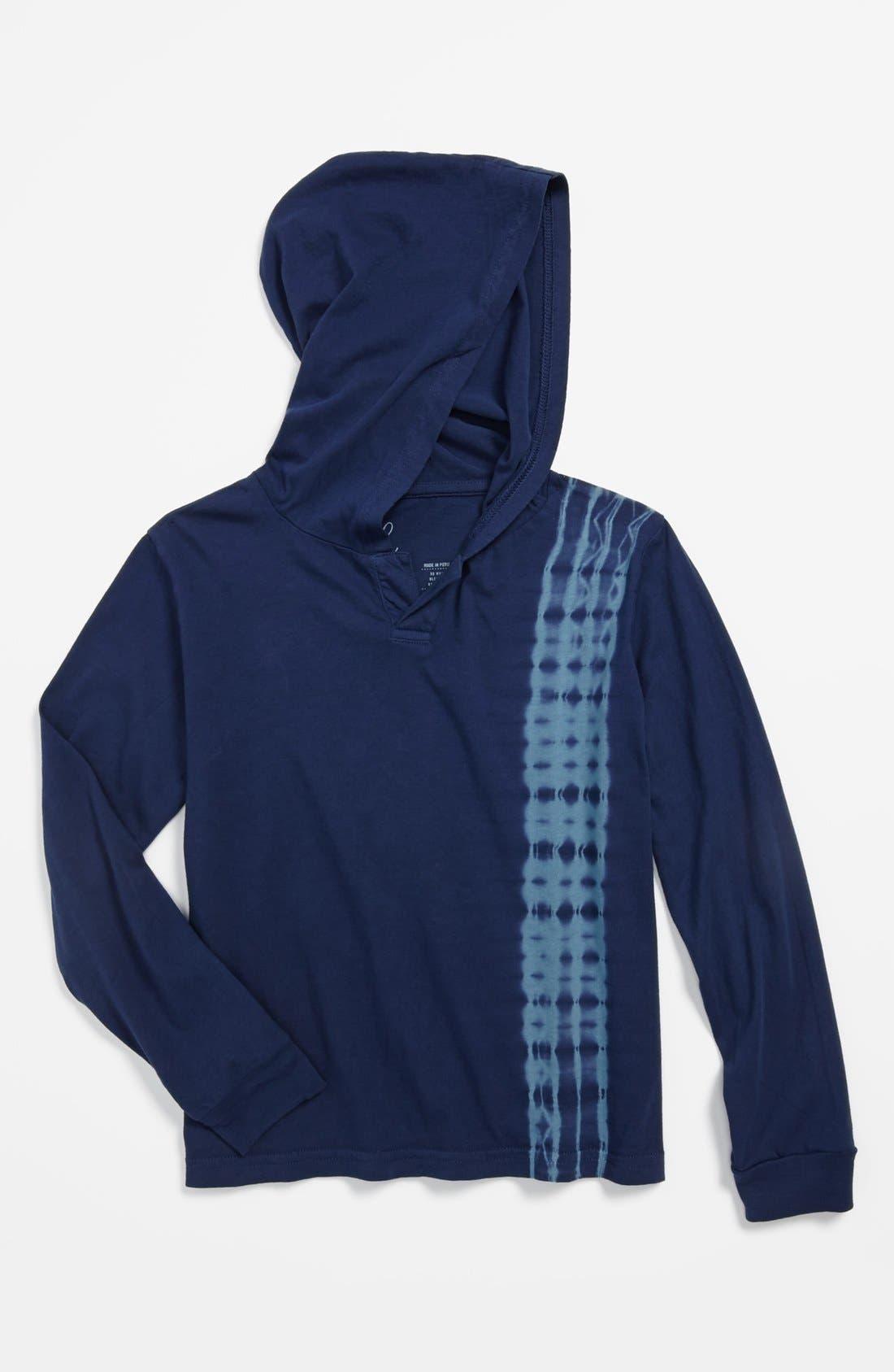 Alternate Image 1 Selected - Peek 'Ashby' Tie Dye Hoodie (Little Boys & Big Boys)