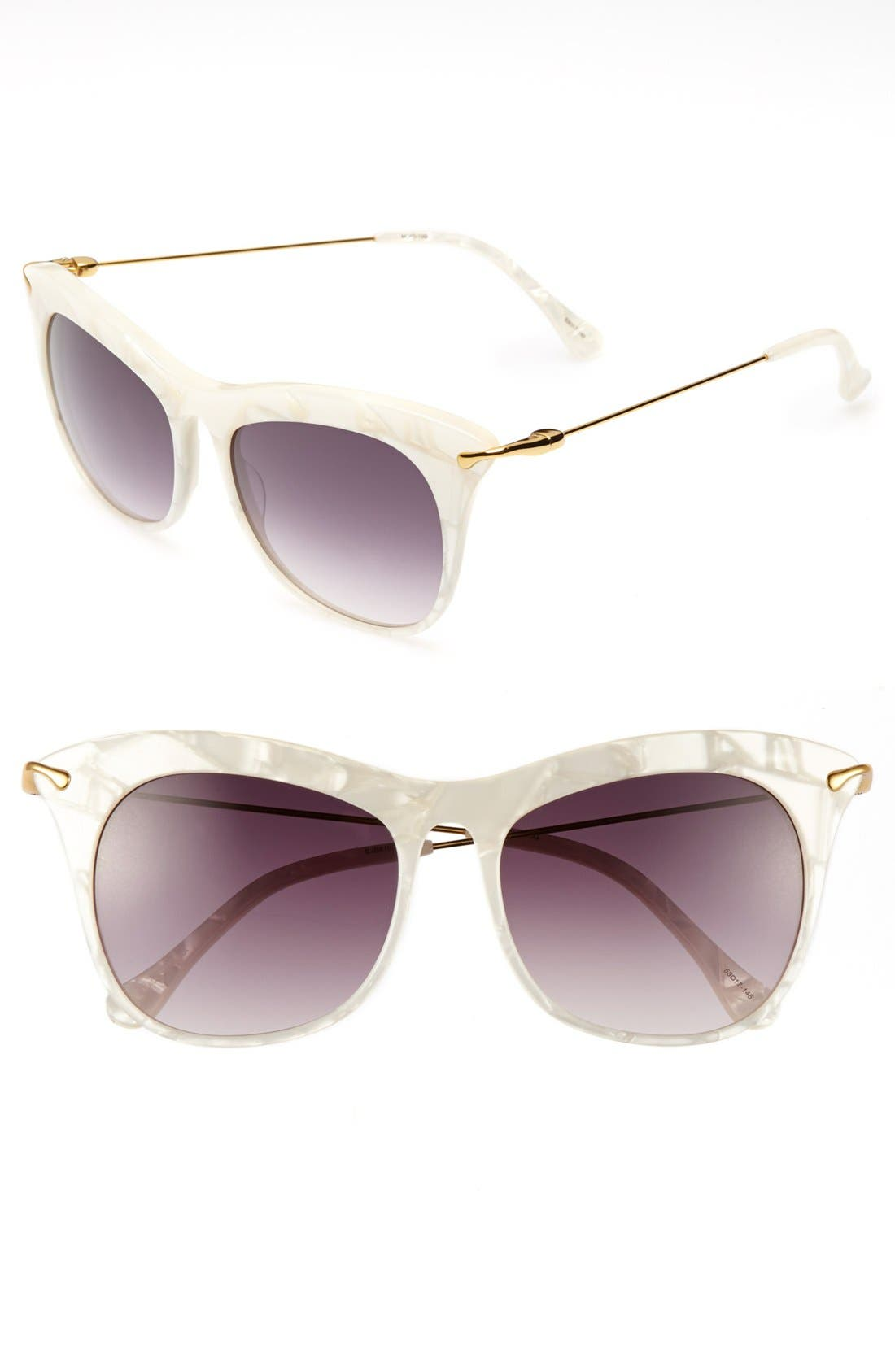 Main Image - Elizabeth and James 'Fairfax' 53mm Sunglasses