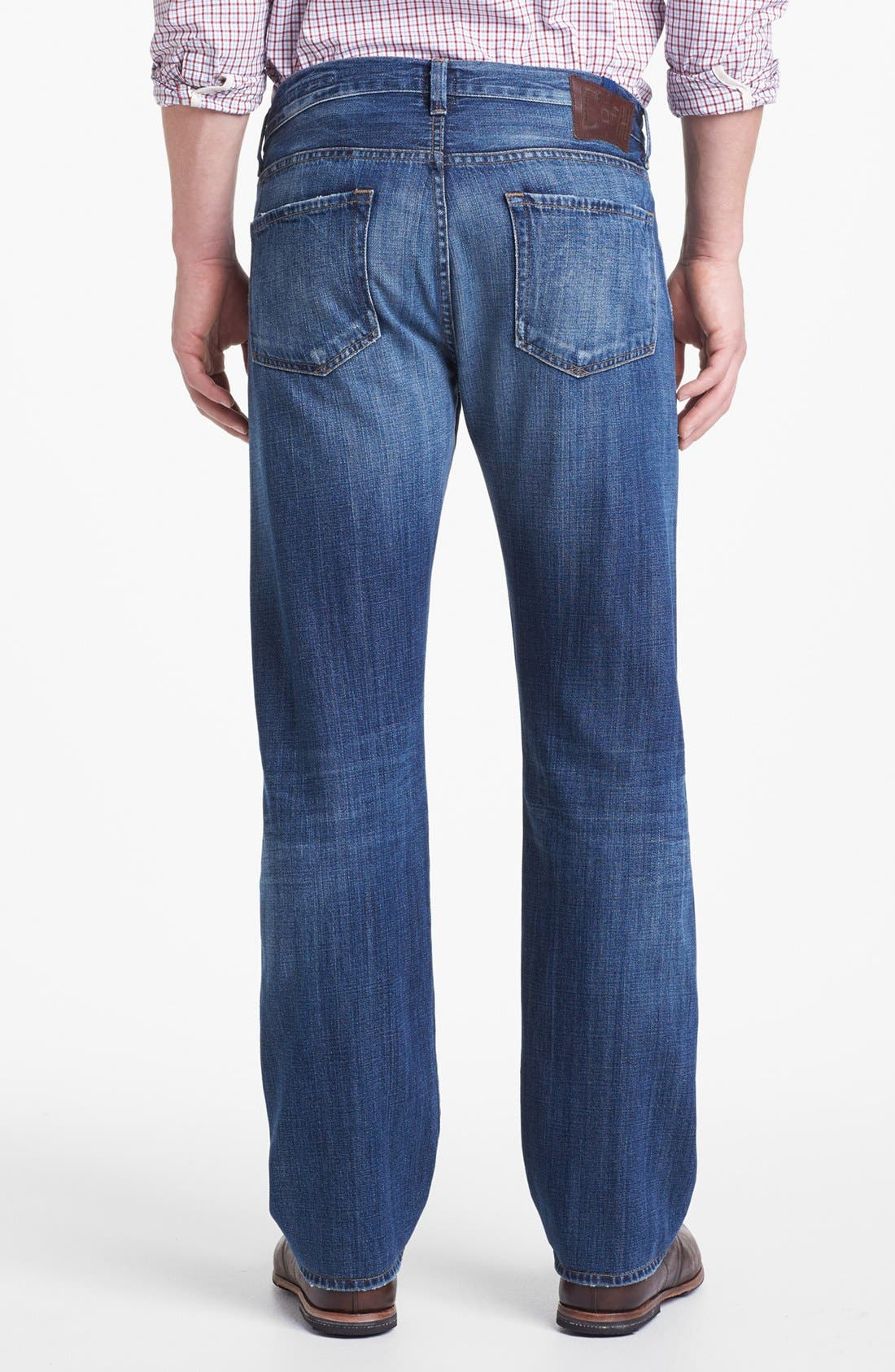 Alternate Image 2  - Citizens of Humanity 'Sid Selvage' Straight Leg Jeans (Kory Wash)