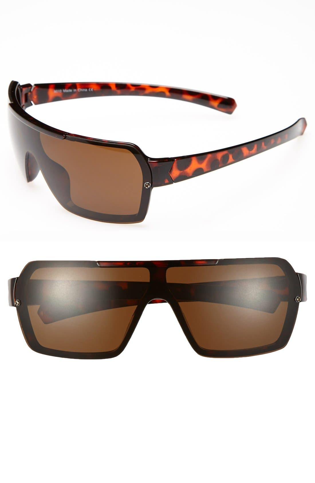 Alternate Image 1 Selected - KW 'Ronald' Sunglasses