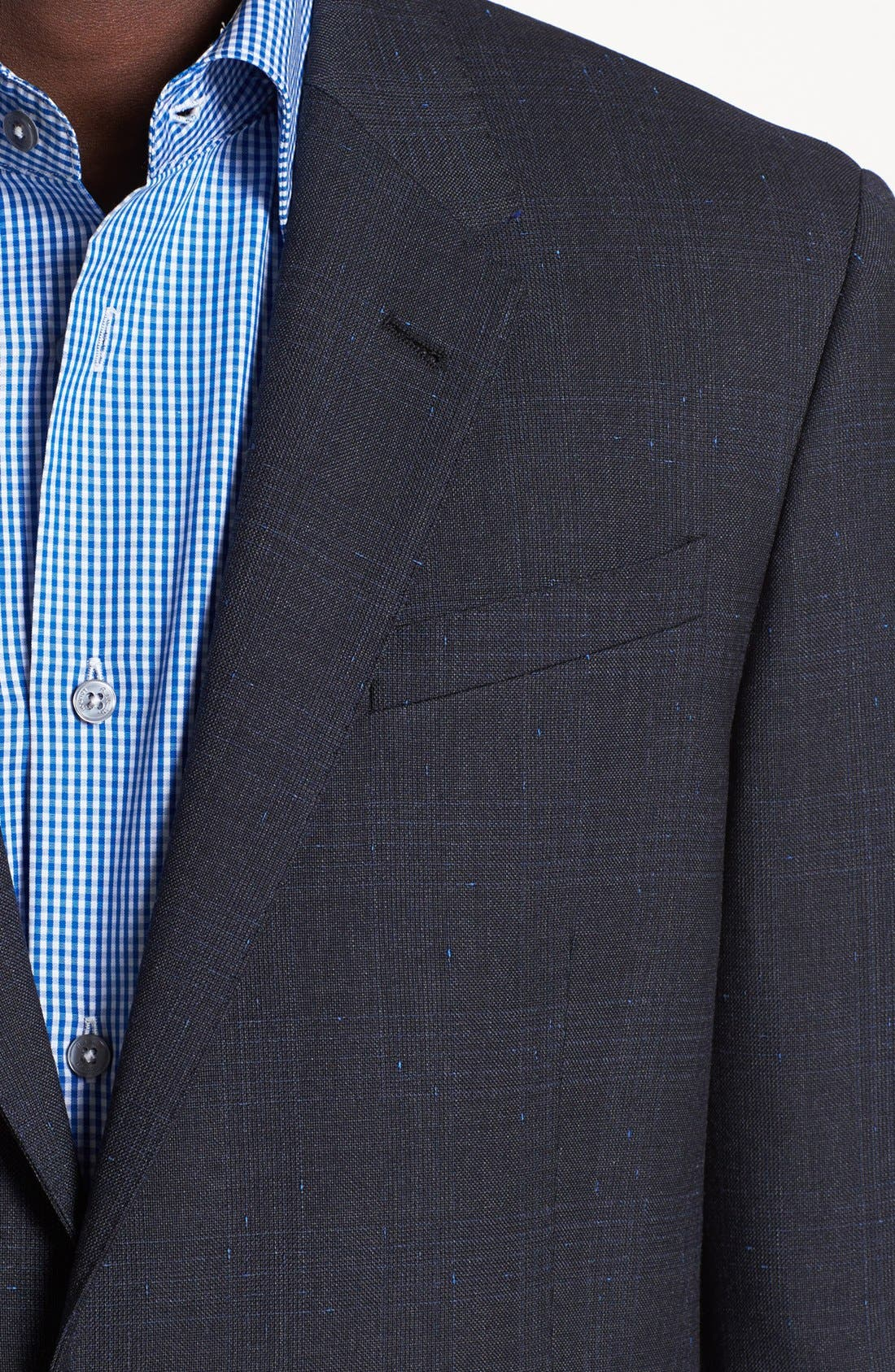 Alternate Image 2  - Paul Smith London Plaid Wool Suit