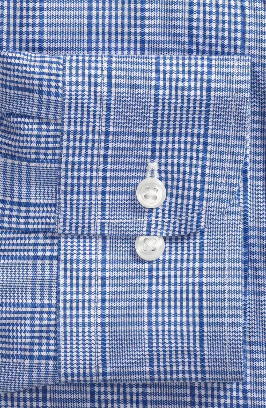 Alternate Image 2  - Nordstrom Smartcare™ Wrinkle Free Trim Fit Dress Shirt