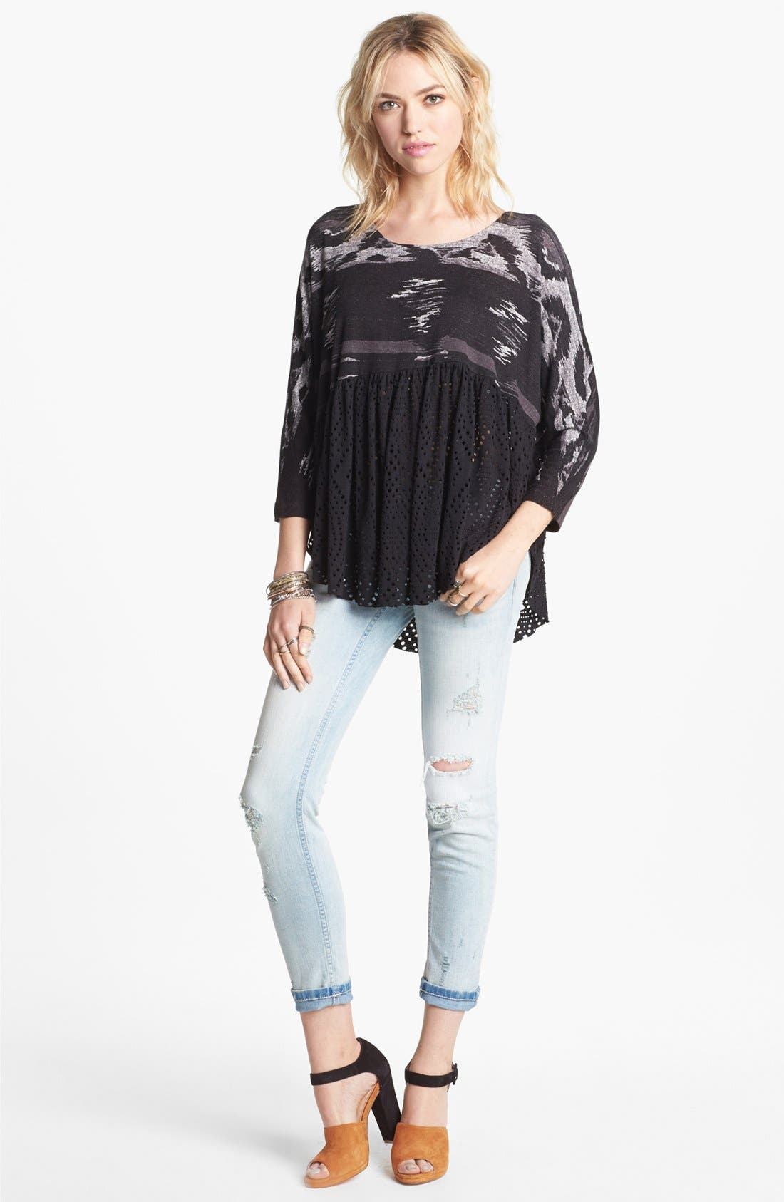 Main Image - Free People 'Diamonds Are Forever' Top