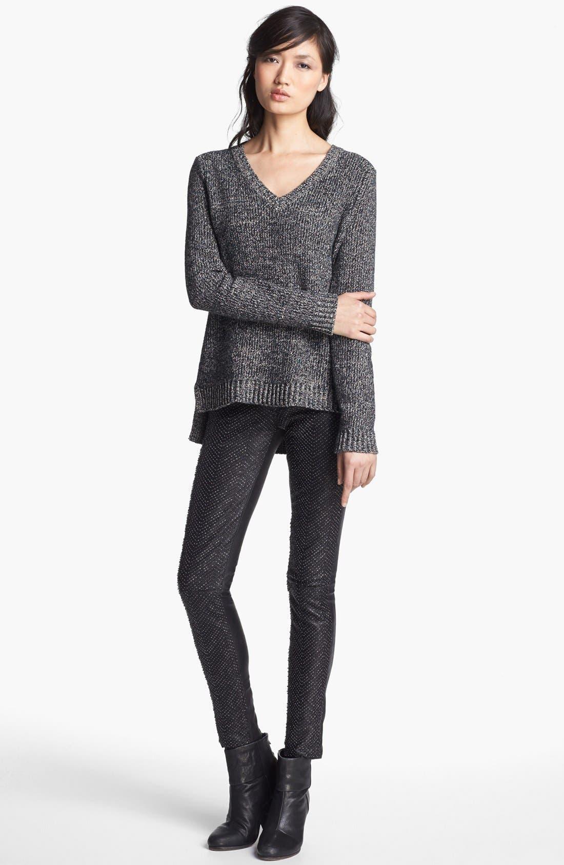 Alternate Image 2  - rag & bone 'Jackie' Wool Pullover