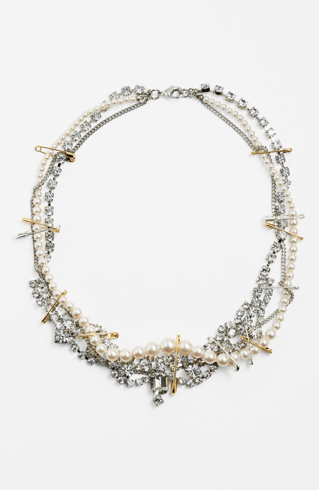 Main Image - Tom Binns 'Pearls in Peril' Necklace