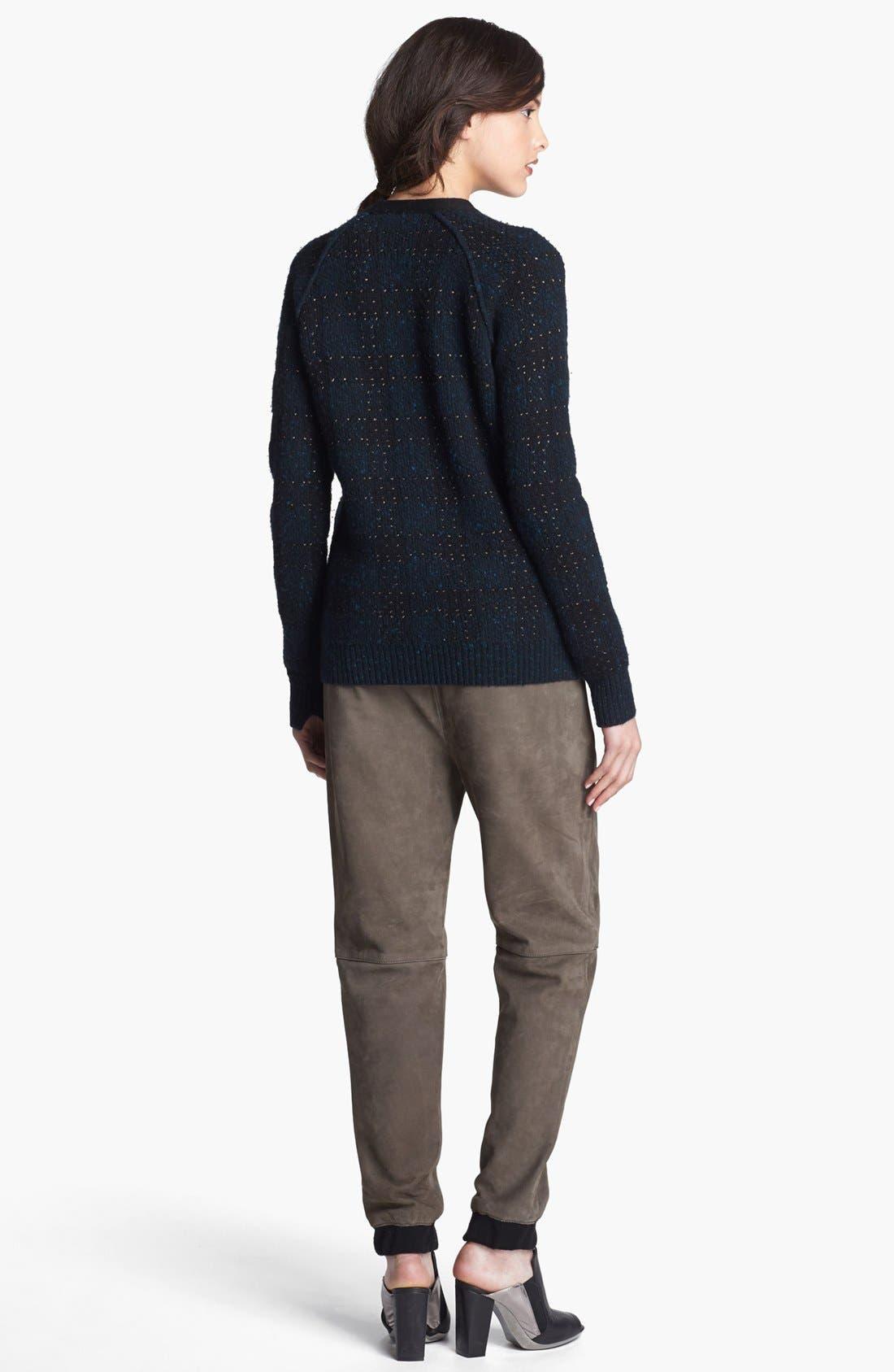 Alternate Image 3  - 3.1 Phillip Lim Plaid Sweater