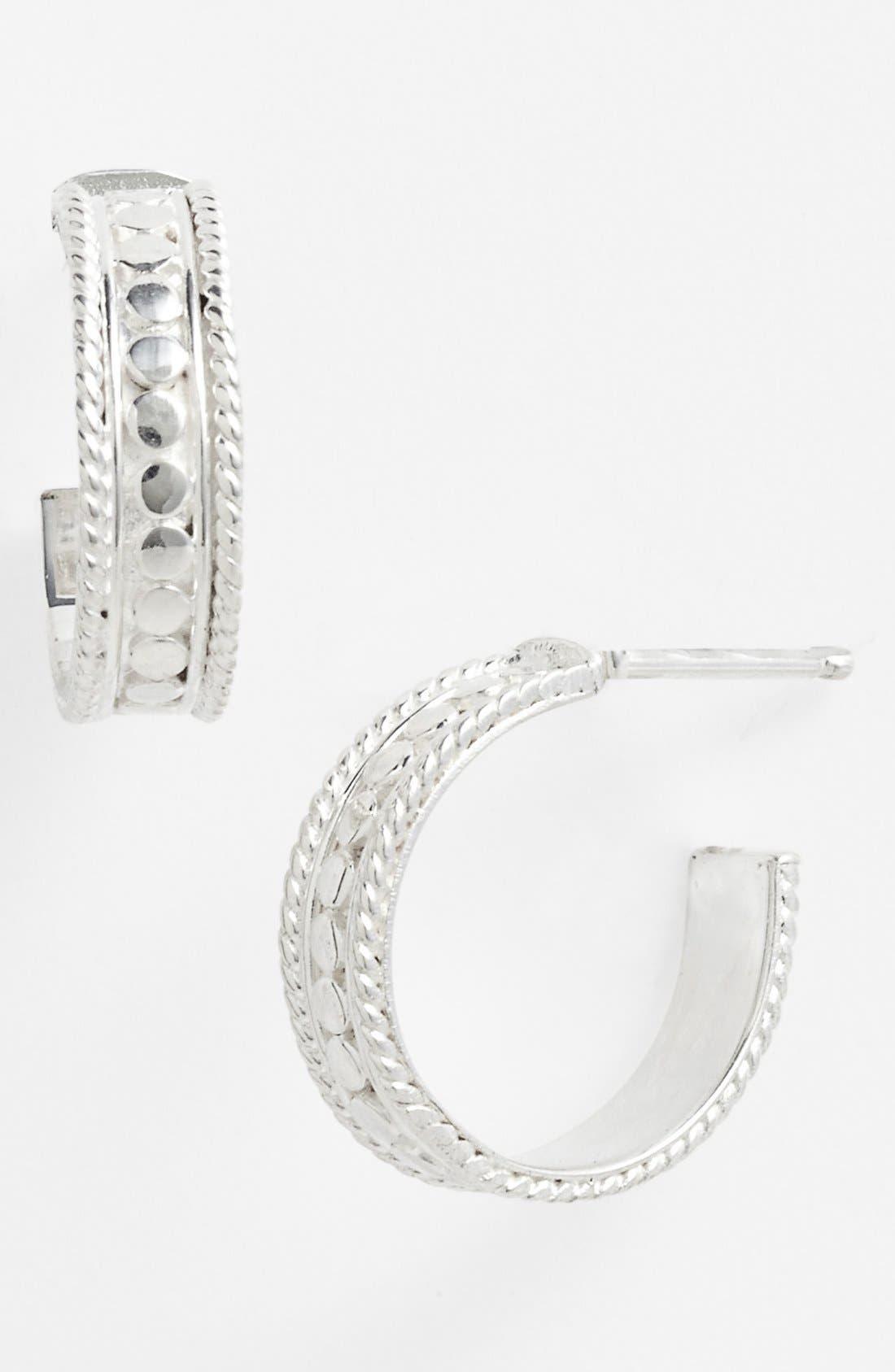 Alternate Image 1 Selected - Anna Beck 'Timor' Hoop Earrings