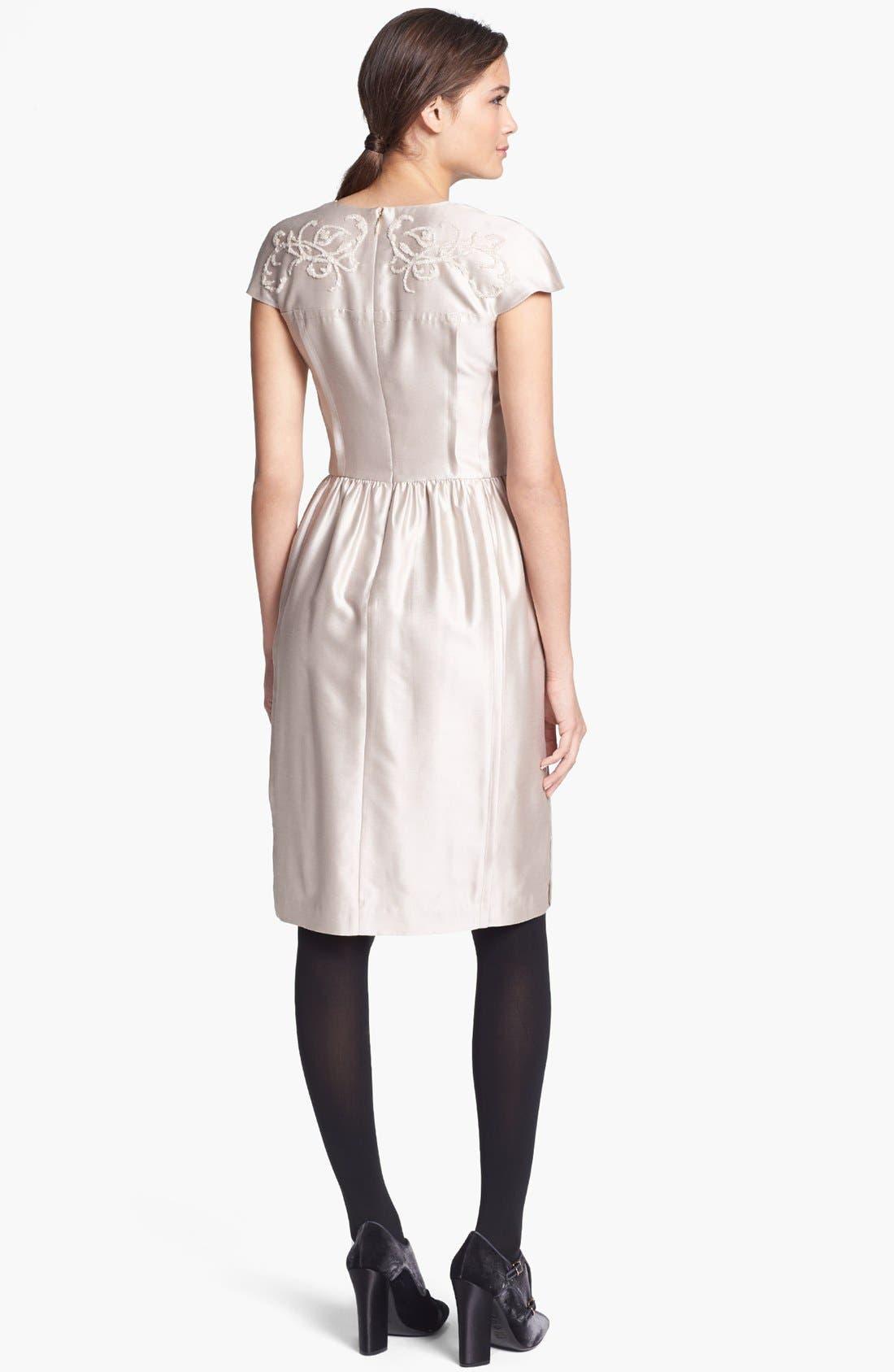 Alternate Image 2  - Tory Burch 'Jessie' Silk Dress