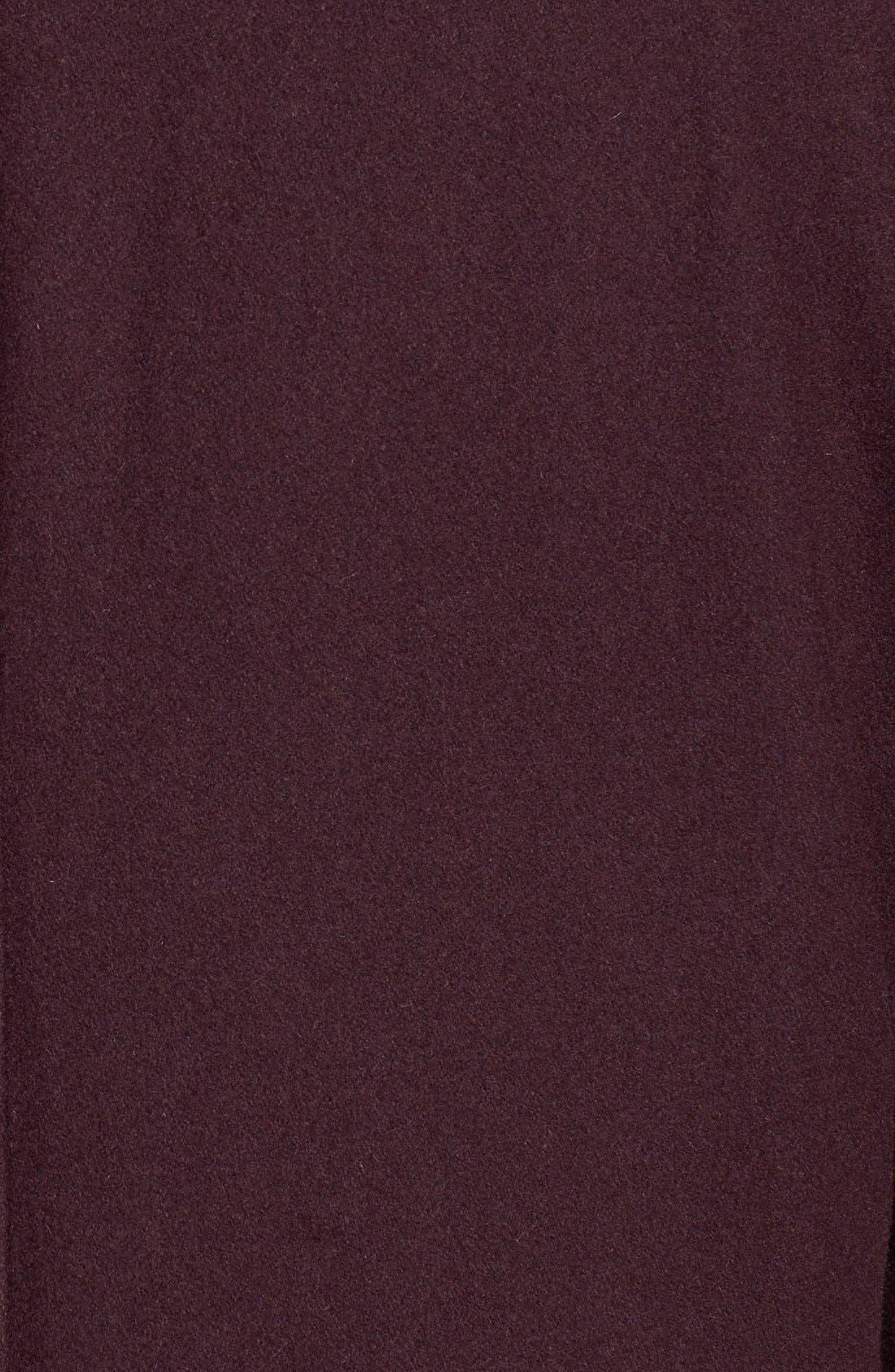 Alternate Image 3  - Michael Kors 'San Diego' Wool Blend Peacoat (Online Exclusive)