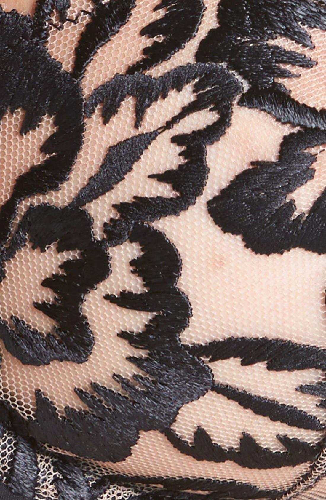 Alternate Image 4  - Simone Perele 'Tattoo' Underwire Demi Bra