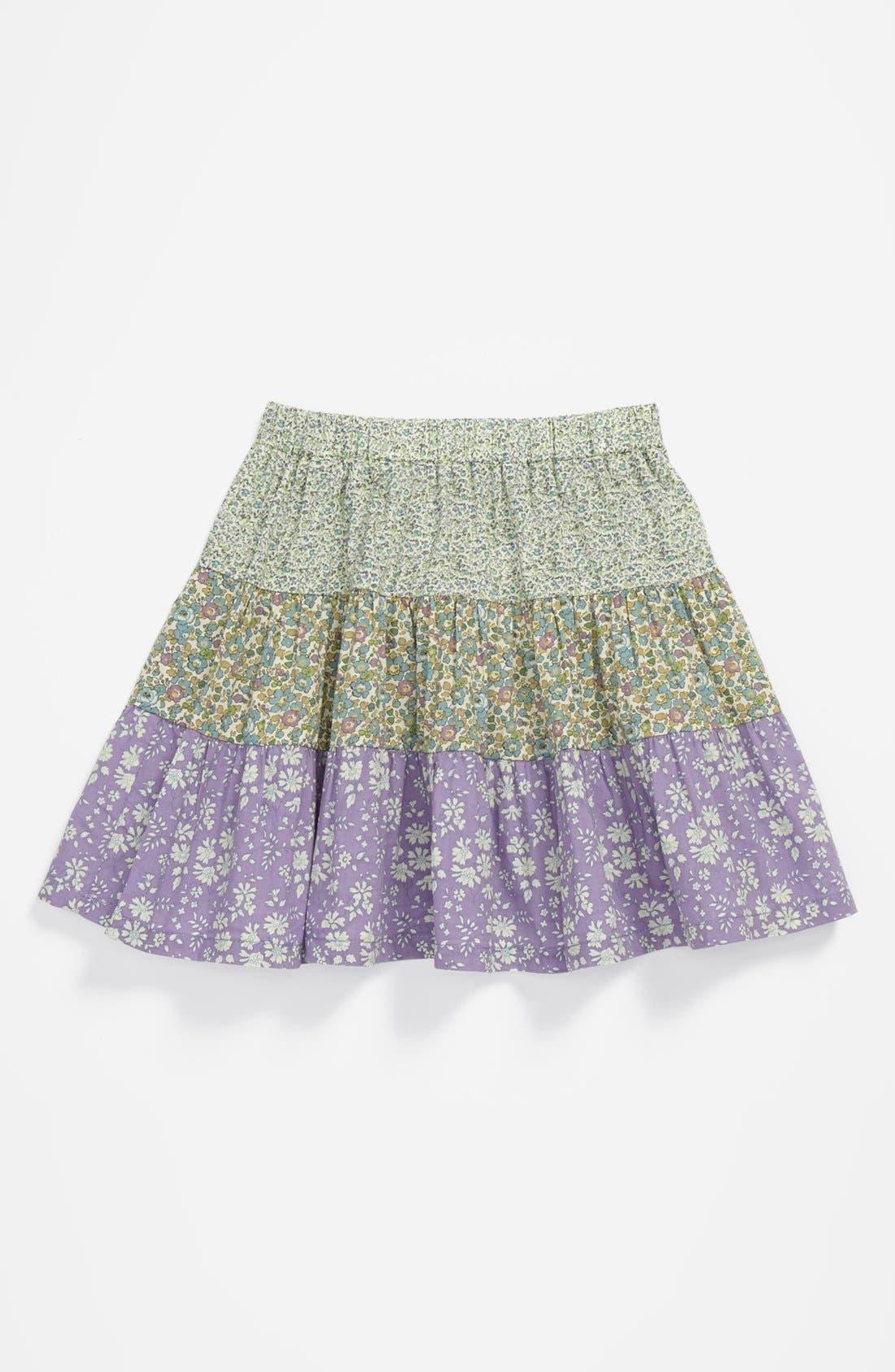 Alternate Image 1 Selected - Peek 'Edith' Skirt (Big Girls)
