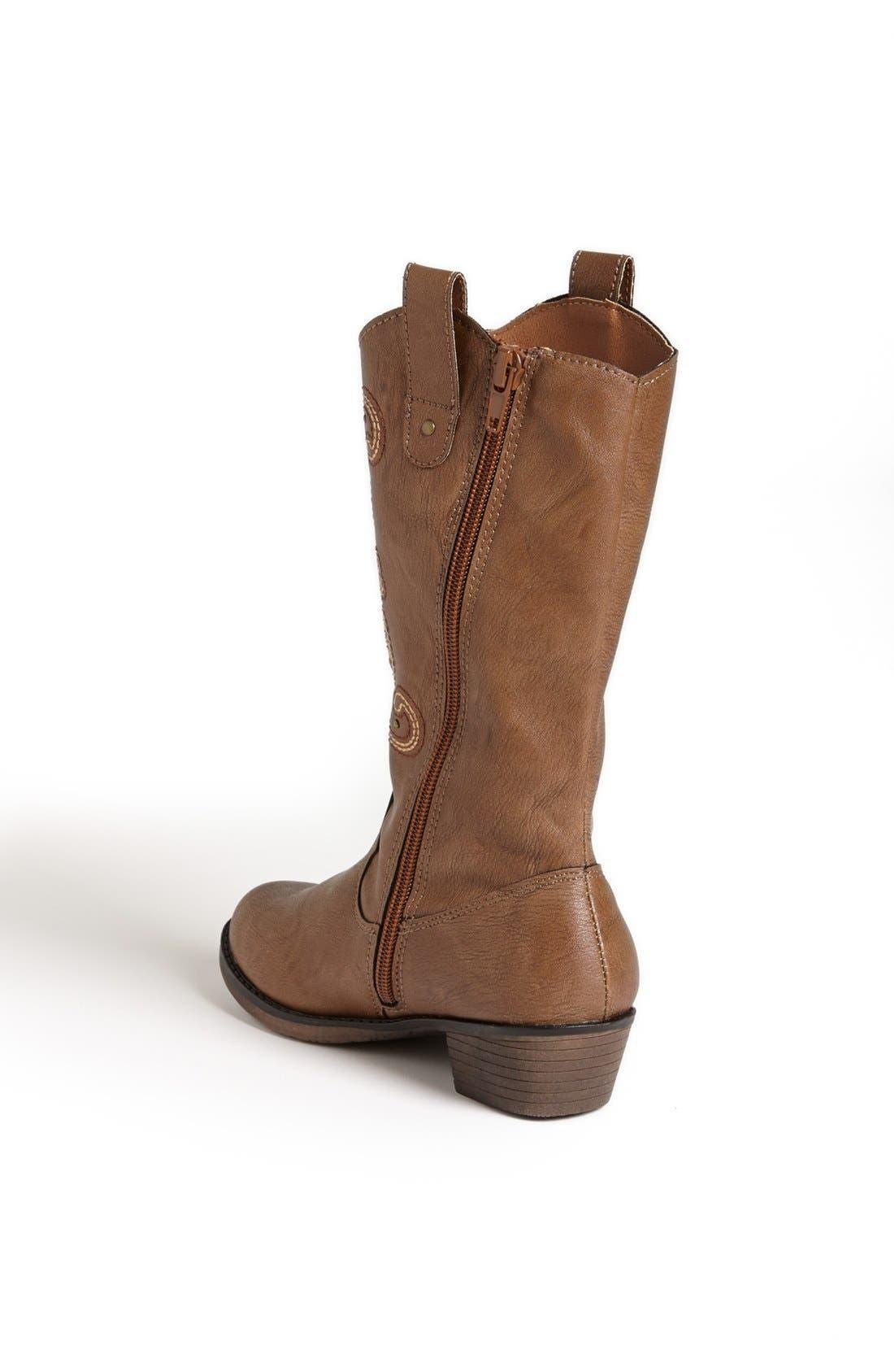 Alternate Image 2  - Jessica Simpson 'Abriana' Boot (Little Kid & Big Kid)