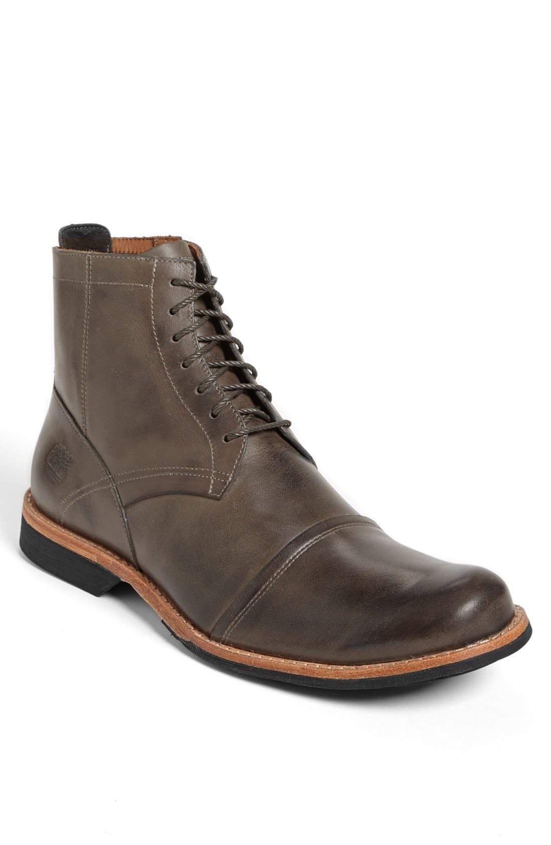 Alternate Image 1 Selected - Timberland Earthkeepers™ 'City' Cap Toe Boot