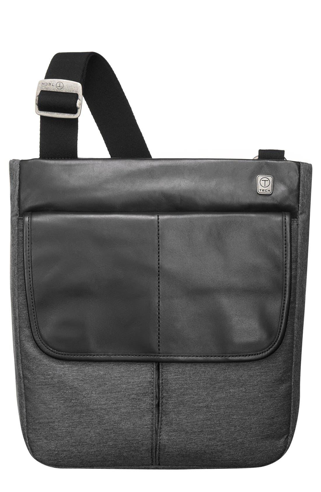 Main Image - T-Tech by Tumi 'Forge - Pueblo' Top Zip Flap Bag