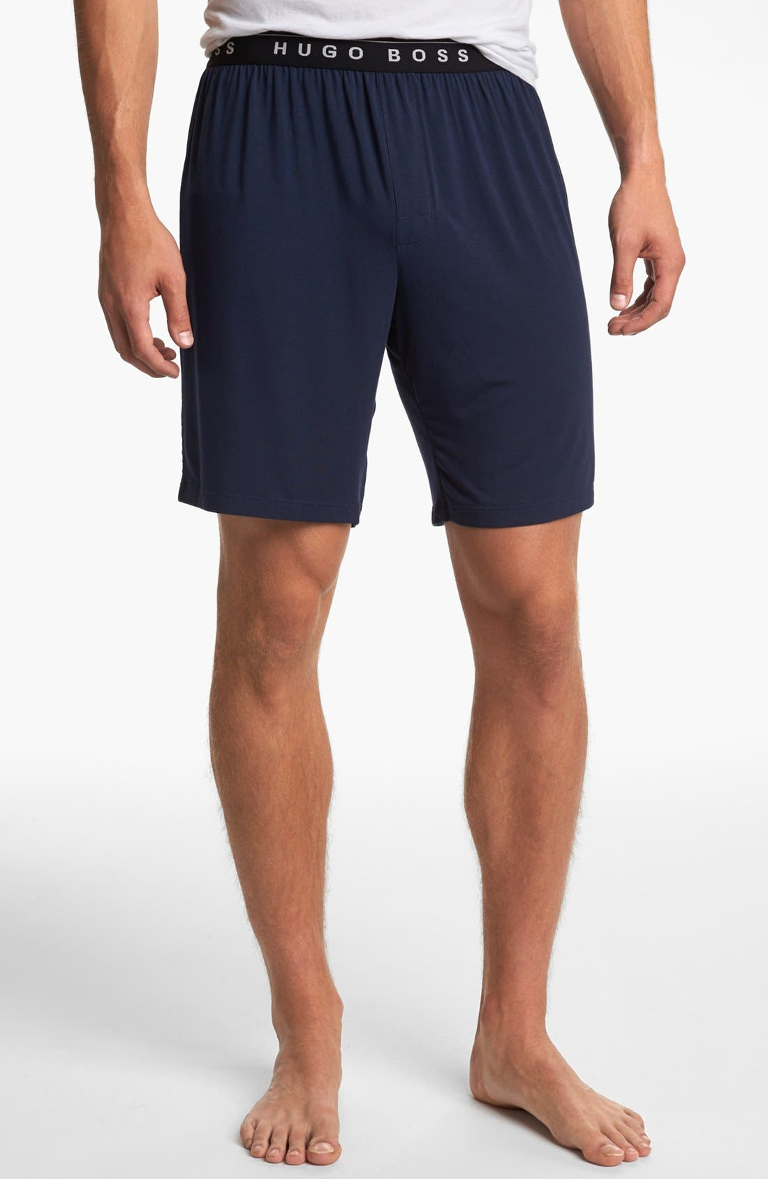 Alternate Image 1 Selected - BOSS 'Innovation 2' Lounge Shorts