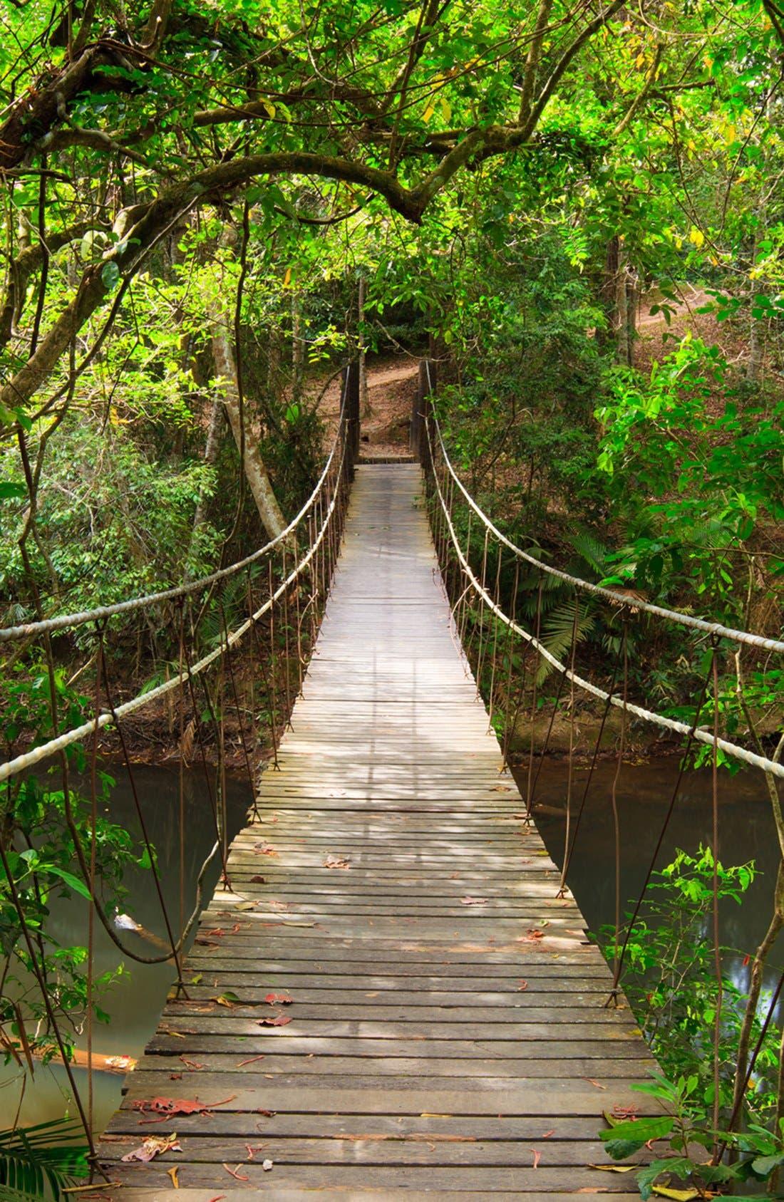Main Image - Wallpops 'Bridge - Mega Panoramic' Wall Art