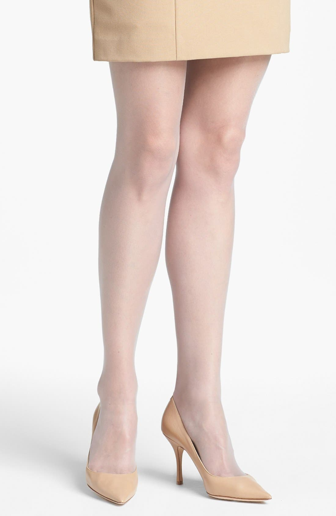 Alternate Image 1 Selected - Nordstrom 'Sheer Gloss' Pantyhose