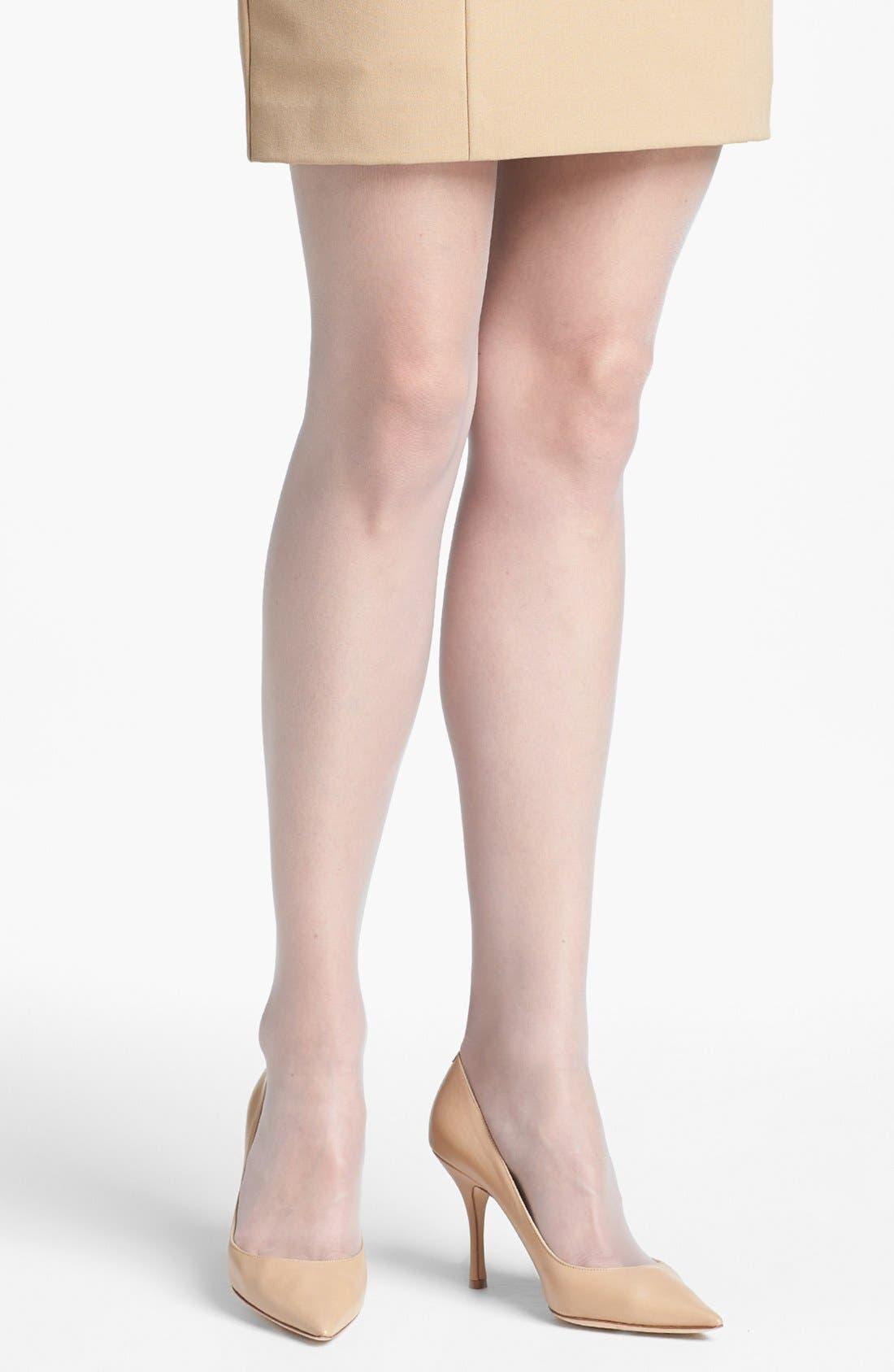 Main Image - Nordstrom 'Sheer Gloss' Pantyhose