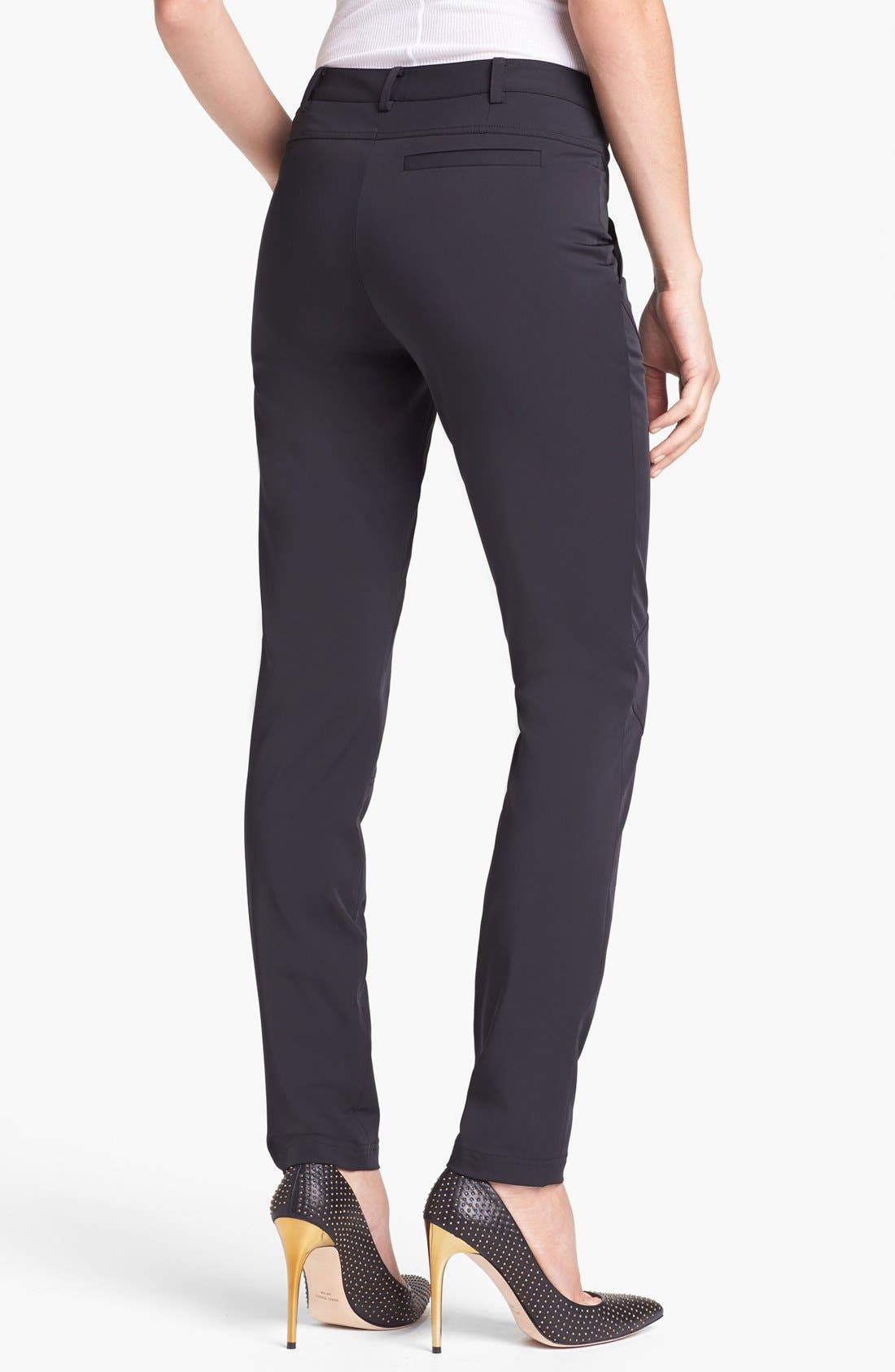 Alternate Image 2  - Rebecca Minkoff 'Cadillac' Seamed Pants