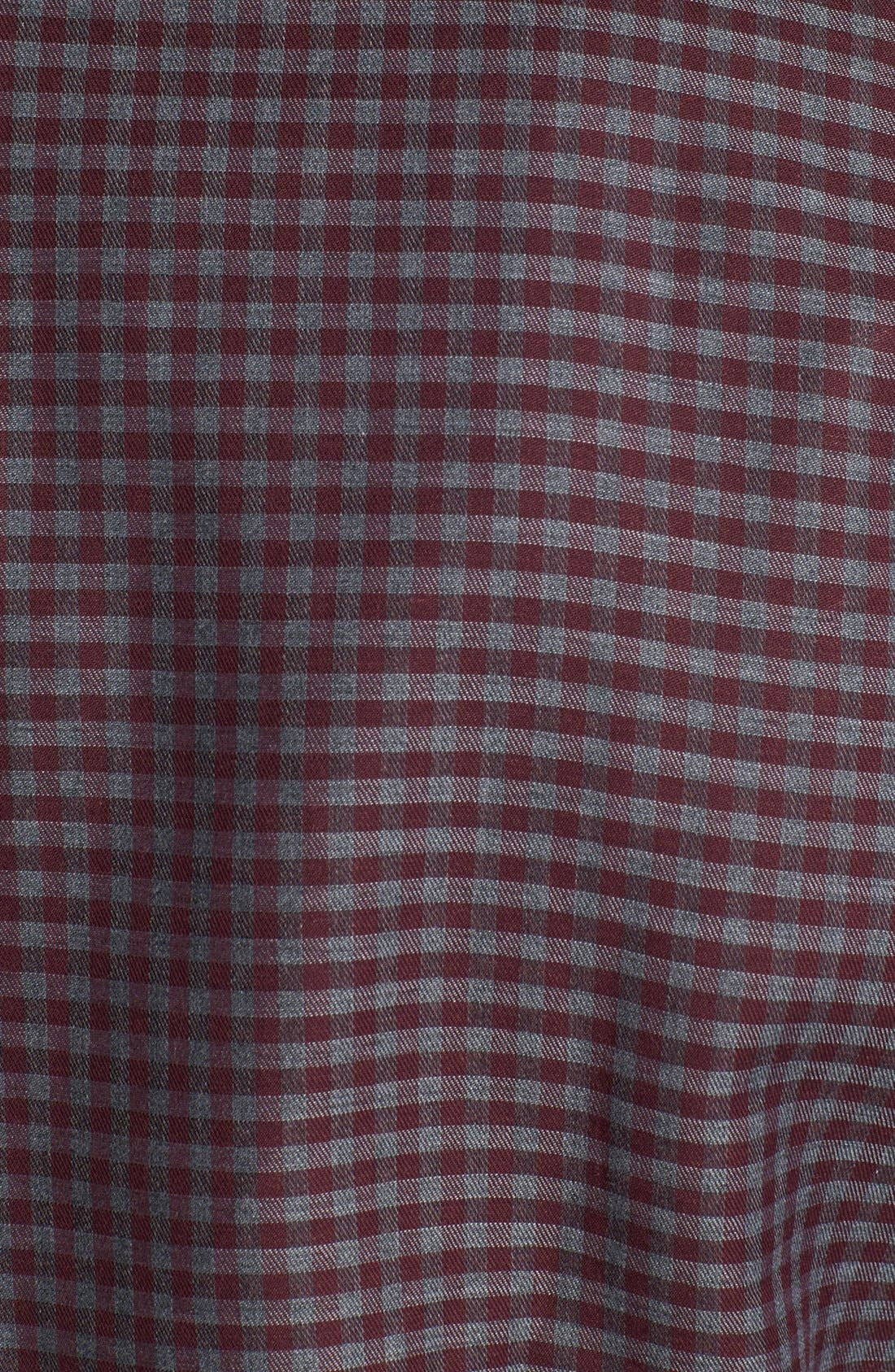Alternate Image 3  - Billy Reid 'Rosedale' Check Shirt