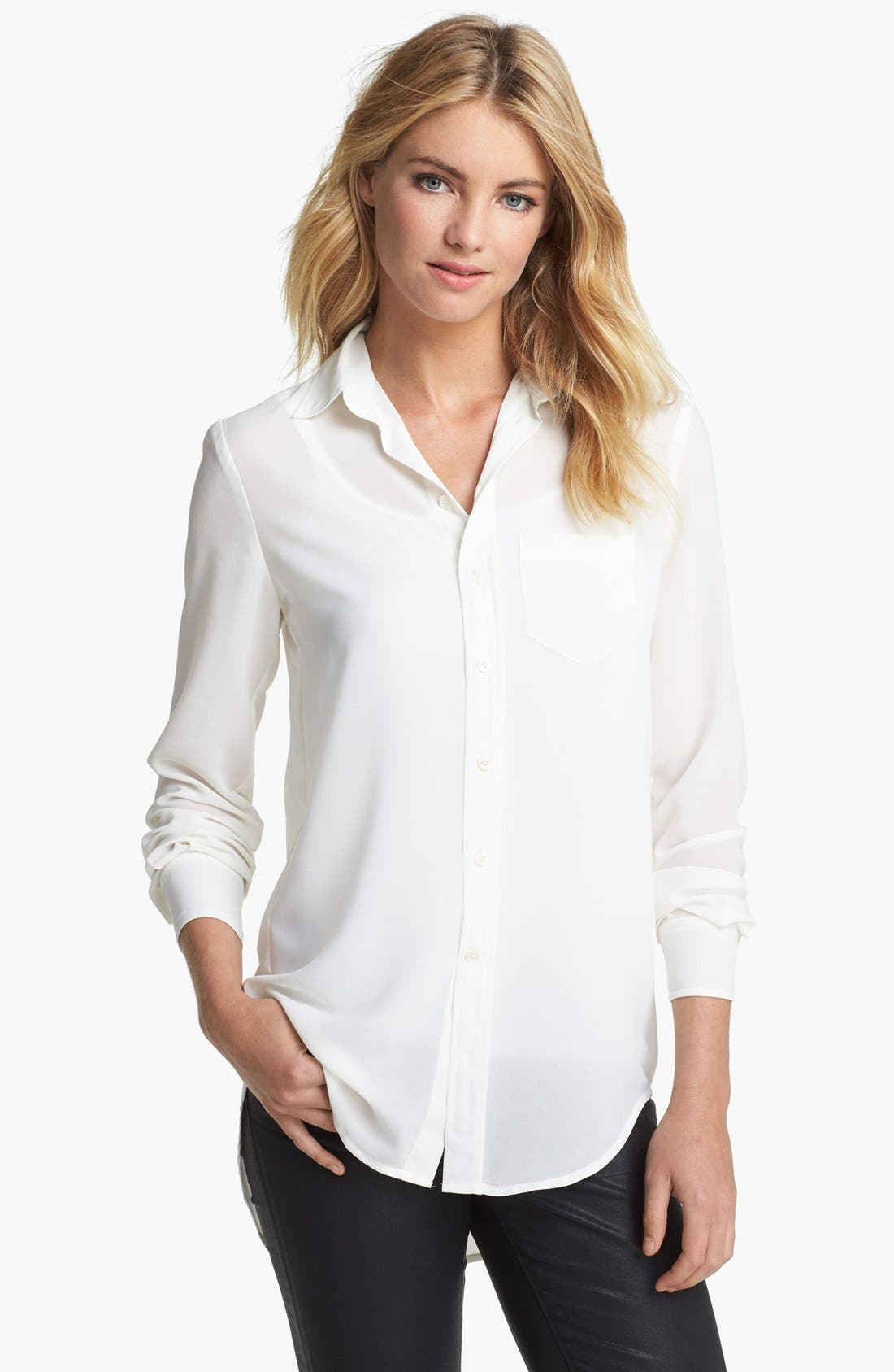 Alternate Image 1 Selected - Two by Vince Camuto Big Shirt