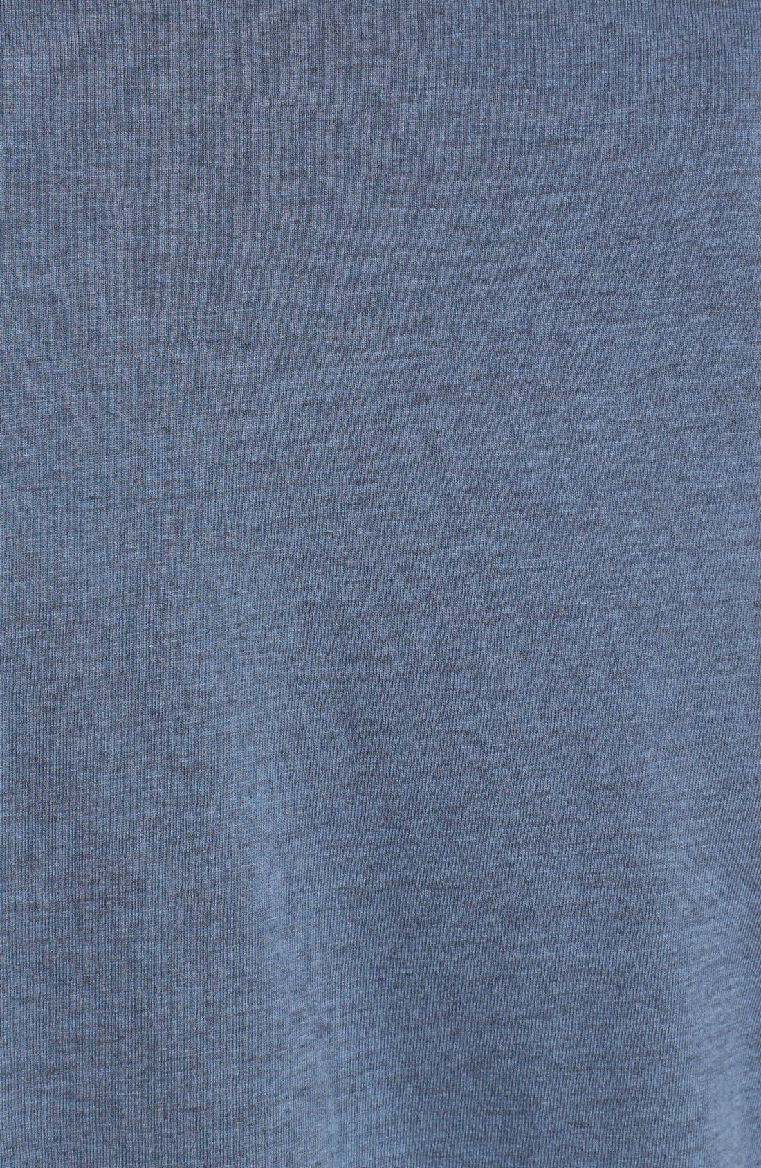 Alternate Image 3  - Save Khaki Crewneck T-Shirt