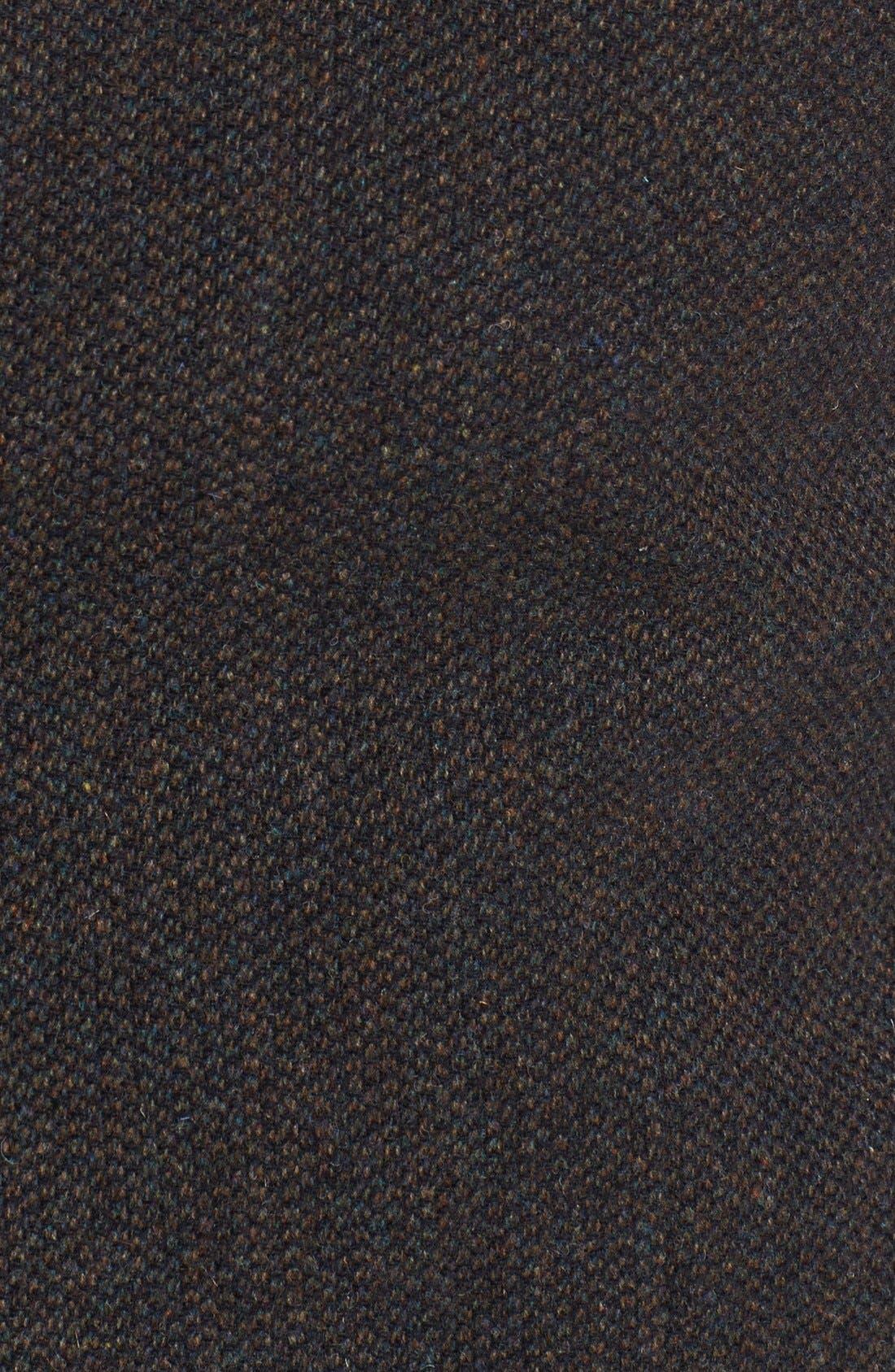 Alternate Image 3  - Wallin & Bros. Trim Fit Donegal Vest