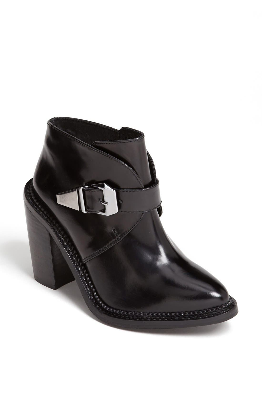 Alternate Image 1 Selected - Topshop 'Aleta' Monk Strap Boot