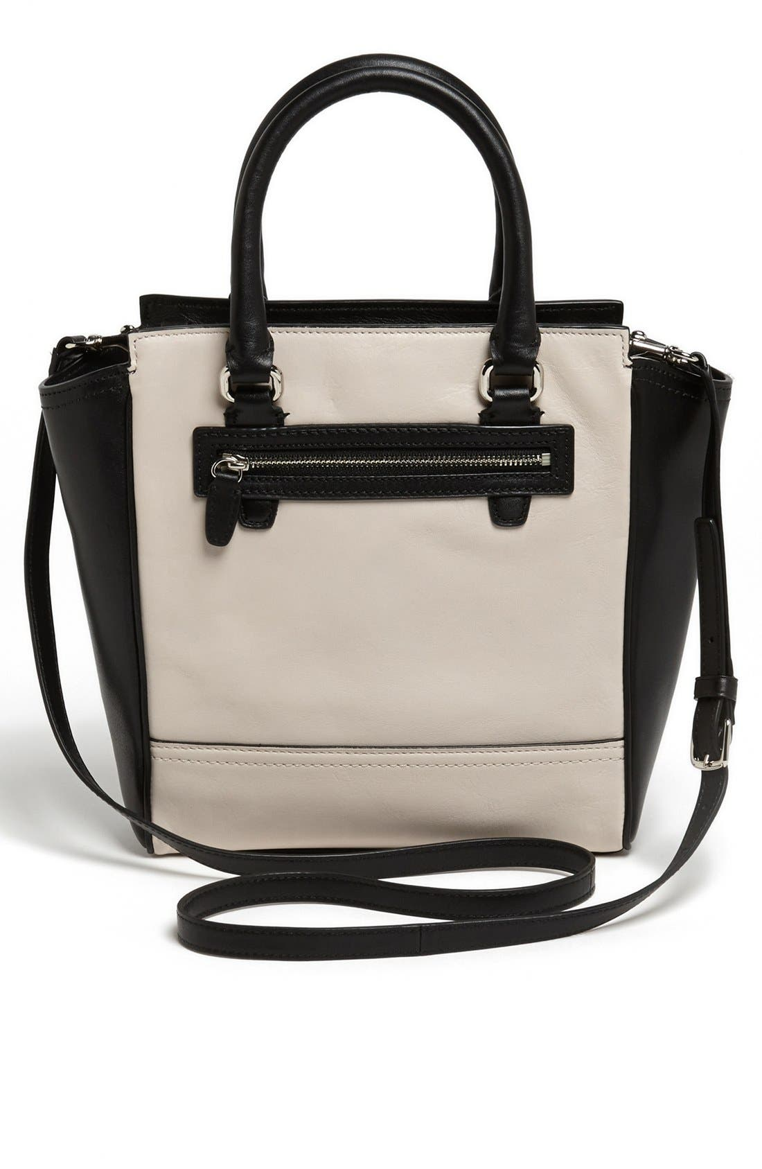 Alternate Image 4  - COACH 'Legacy Two Tone Tanner- Mini' Leather Tote