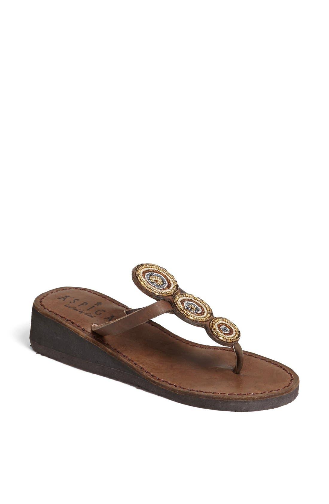 Alternate Image 1 Selected - Aspiga 'Neema' Sandal