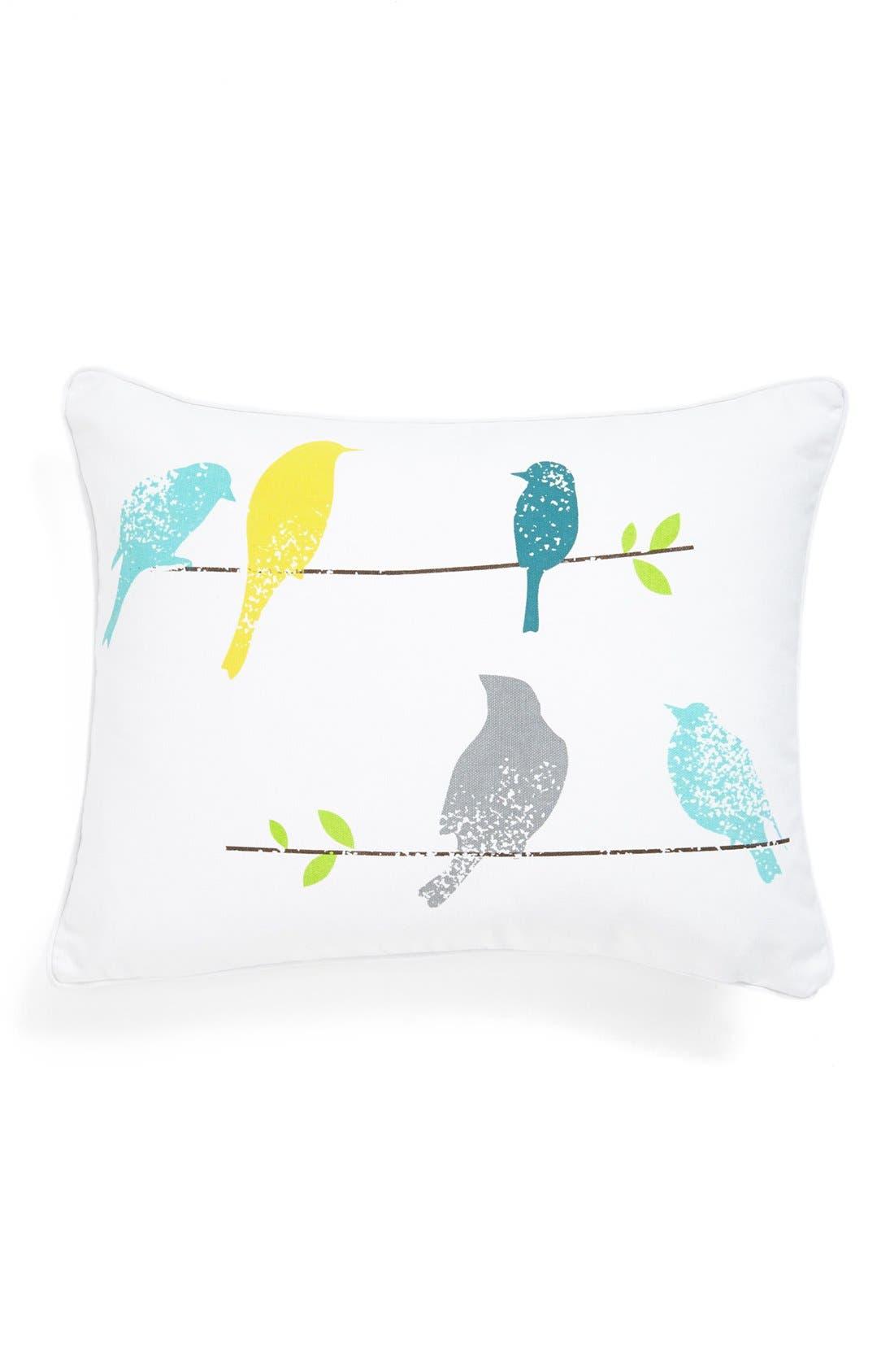 Alternate Image 1 Selected - Levtex Bird Pillow