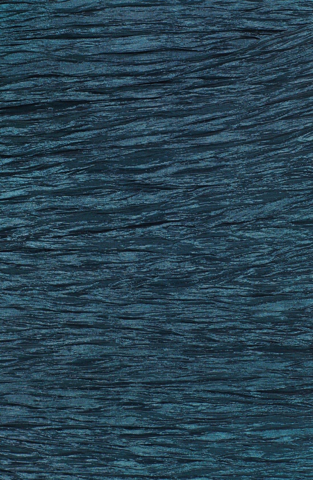 Alternate Image 3  - Xscape Crinkled Empire Sheath Dress