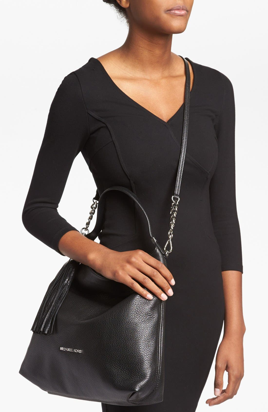 Alternate Image 2  - MICHAEL Michael Kors 'Weston - Large' Shoulder Bag