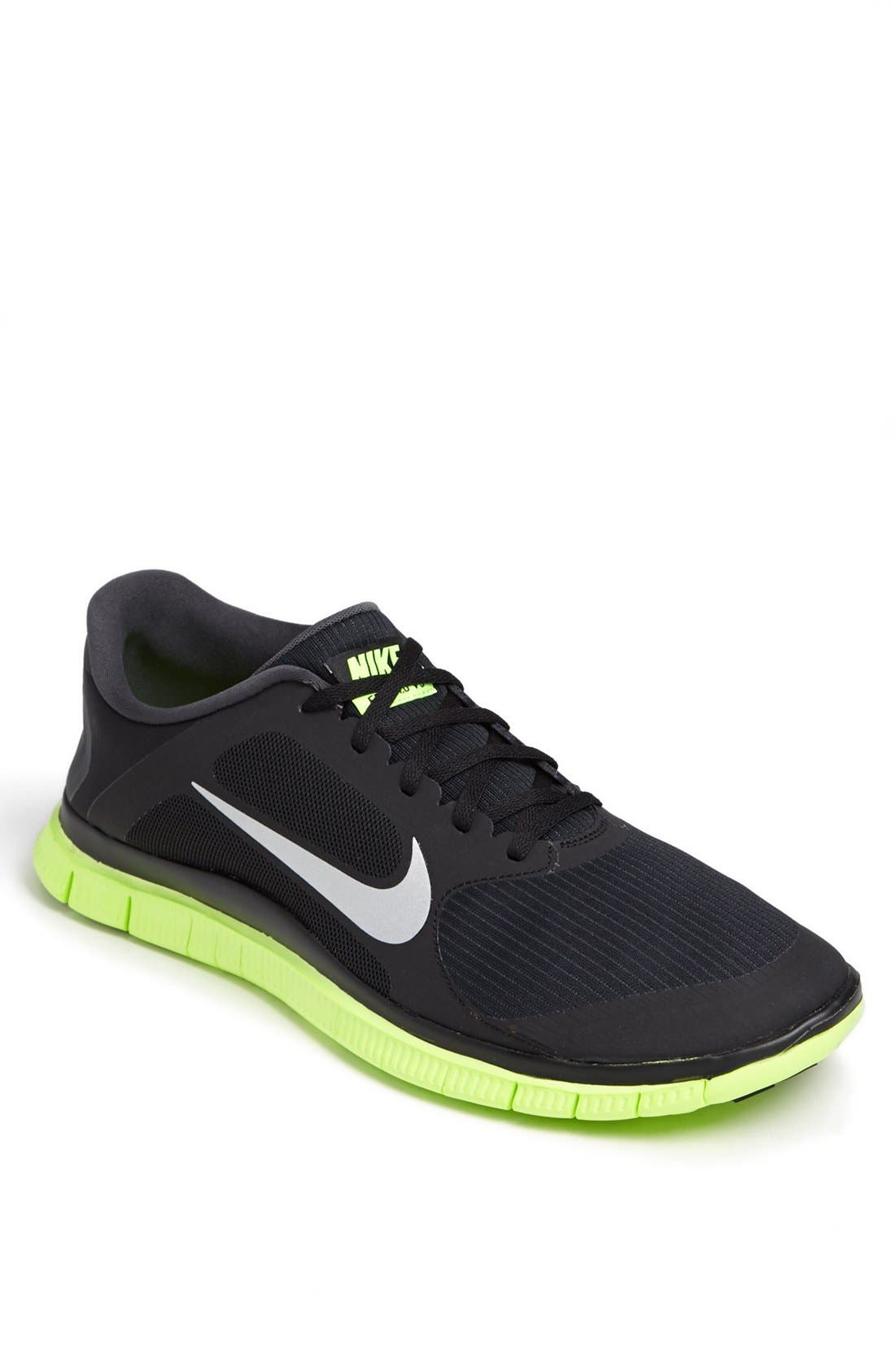 Alternate Image 1 Selected - Nike 'Free 4.0 V3' Running Shoe (Men)