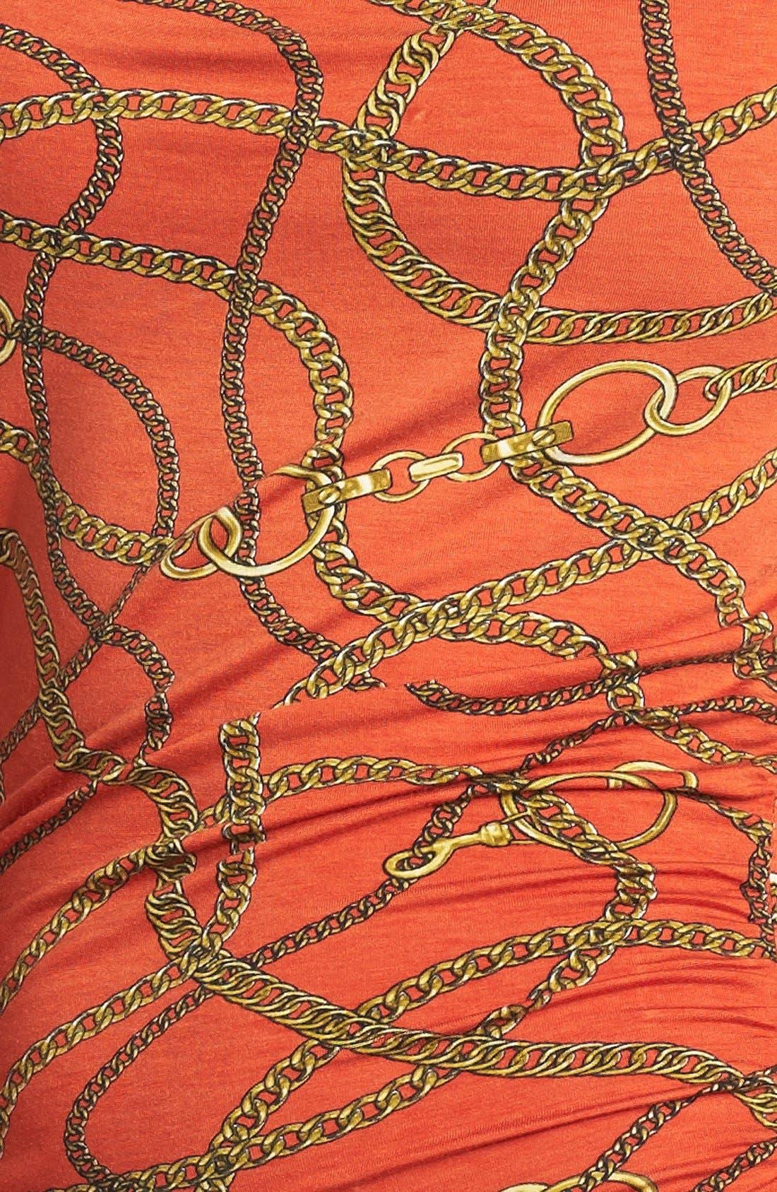 Alternate Image 2  - MICHAEL Michael Kors Side Studded Top