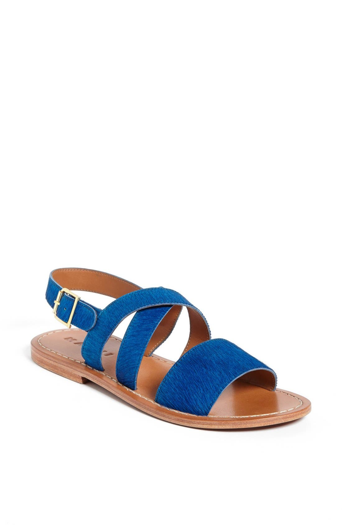 Alternate Image 1 Selected - Marni Calf Hair Sandal