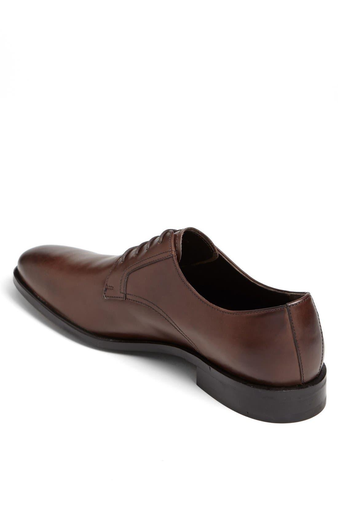 Alternate Image 2  - Calibrate 'Reno' Plain Toe Derby (Men)
