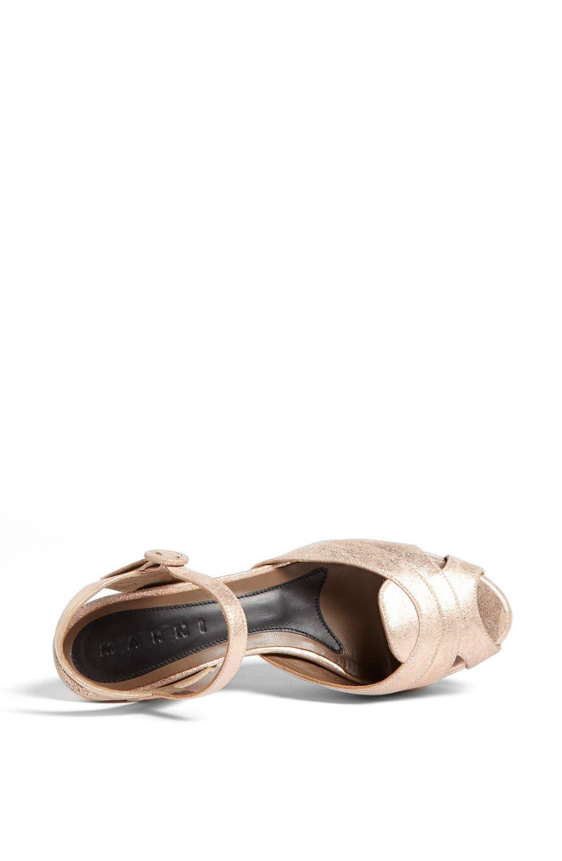Alternate Image 3  - Marni Wedge Platform Sandal