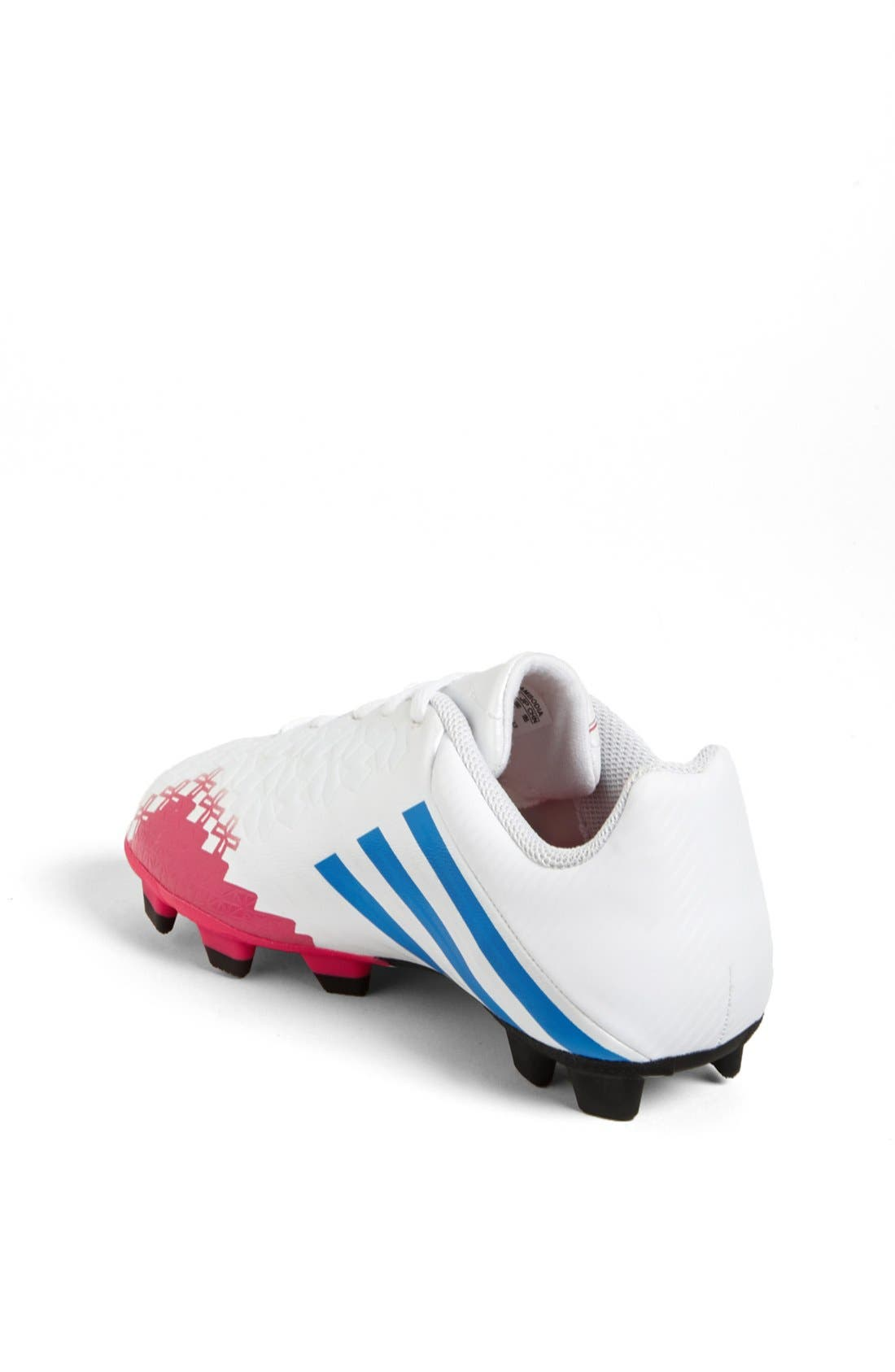 Alternate Image 2  - adidas 'Predito LZ TRX FG' Soccer Cleat (Toddler, Little Kid & Big Kid)