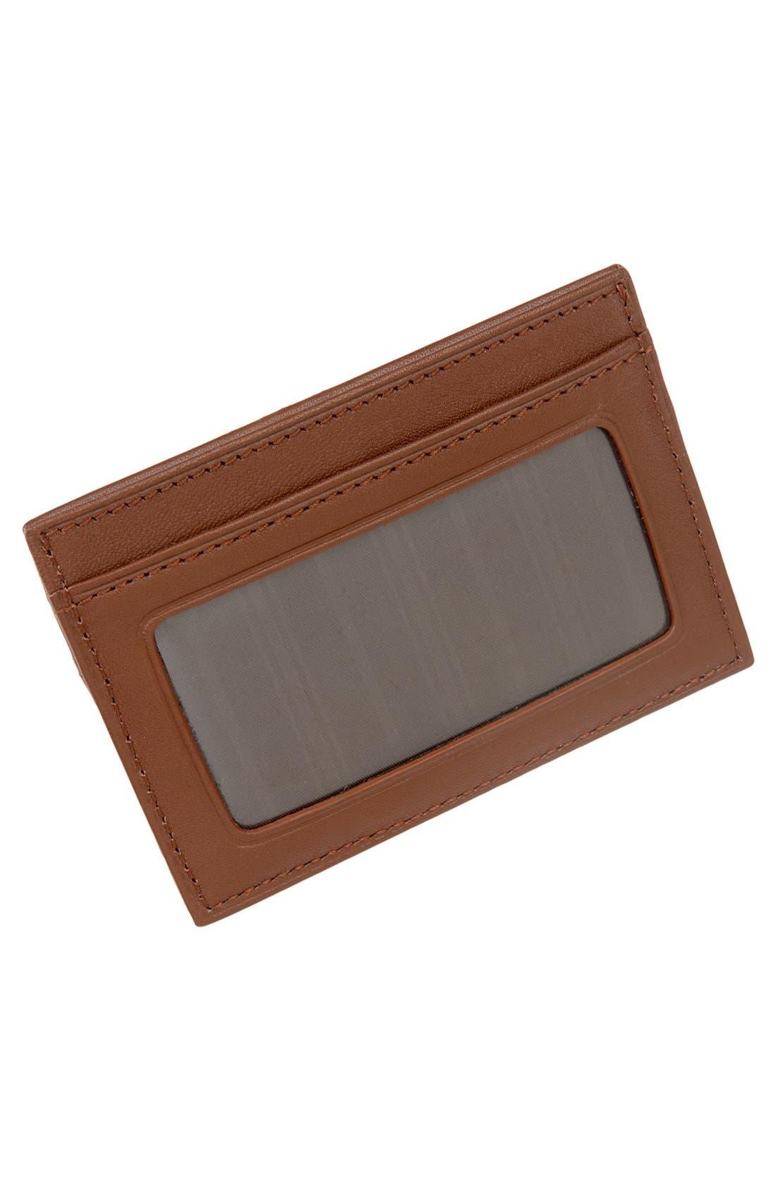 Alternate Image 2  - Tumi 'Slim' Card Case ID Wallet