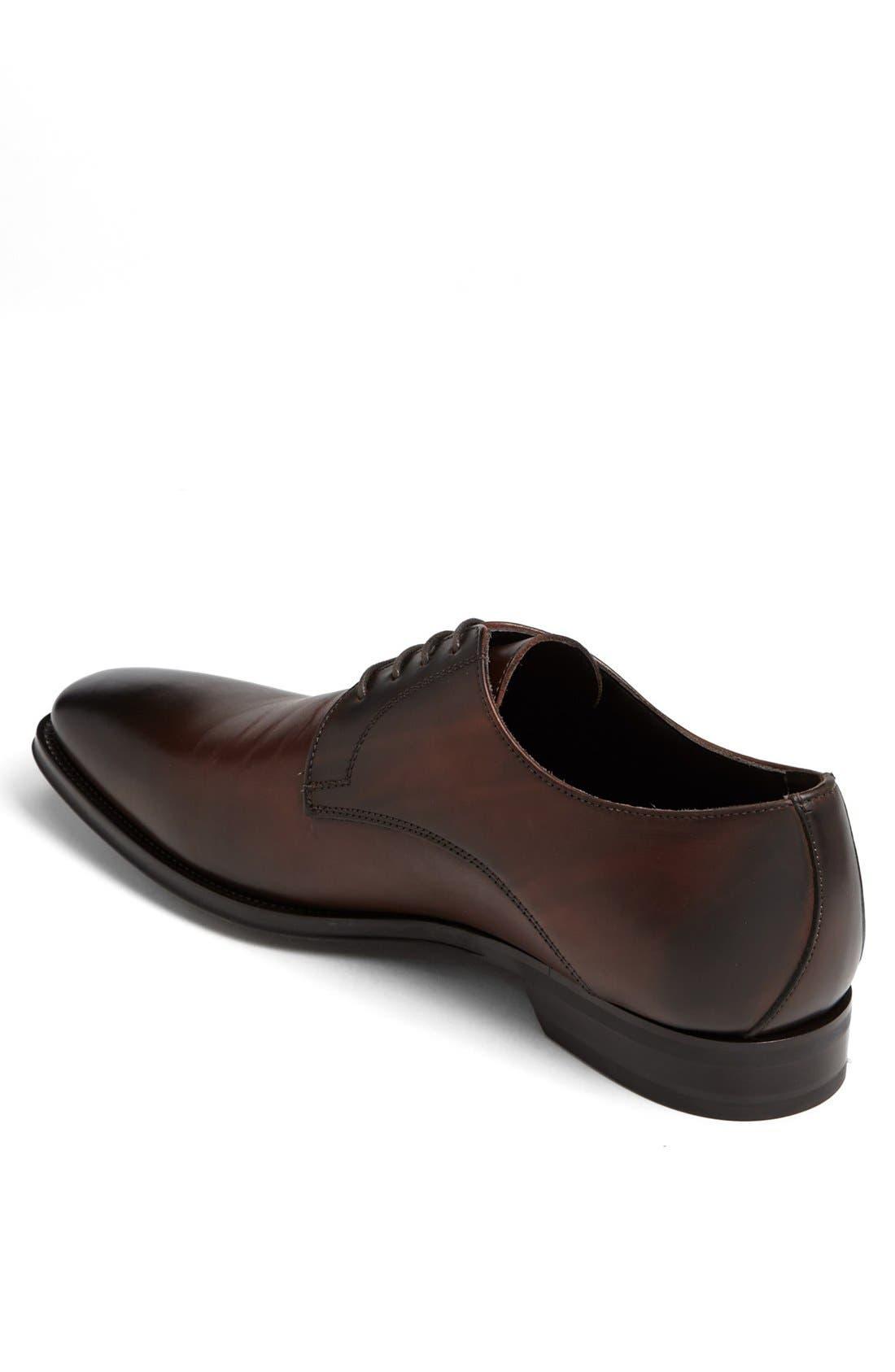 Alternate Image 2  - To Boot New York 'Felix' Plain Toe Derby (Men)