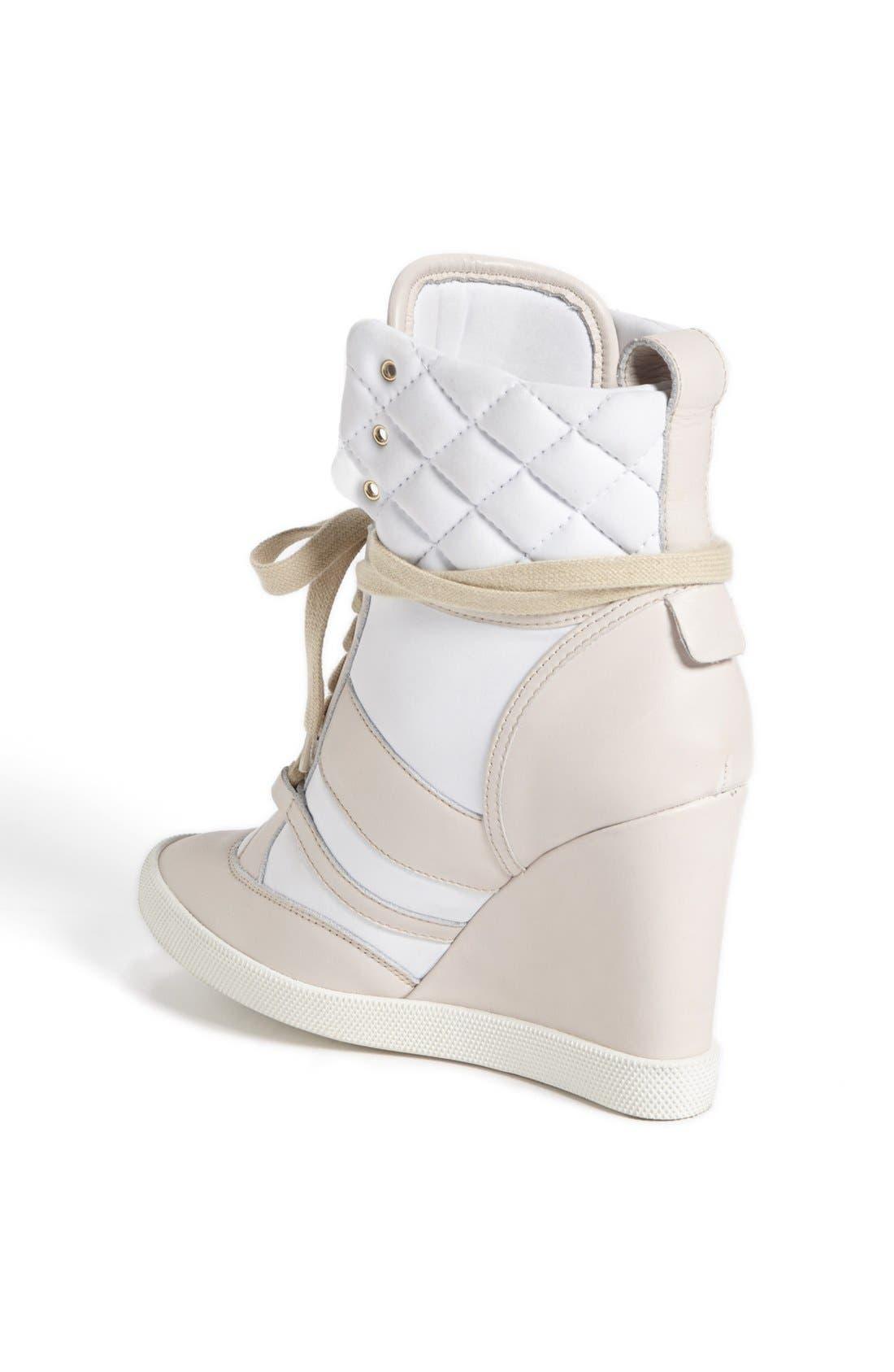 Alternate Image 2  - Chloé 'Kasia' Wedge Sneaker