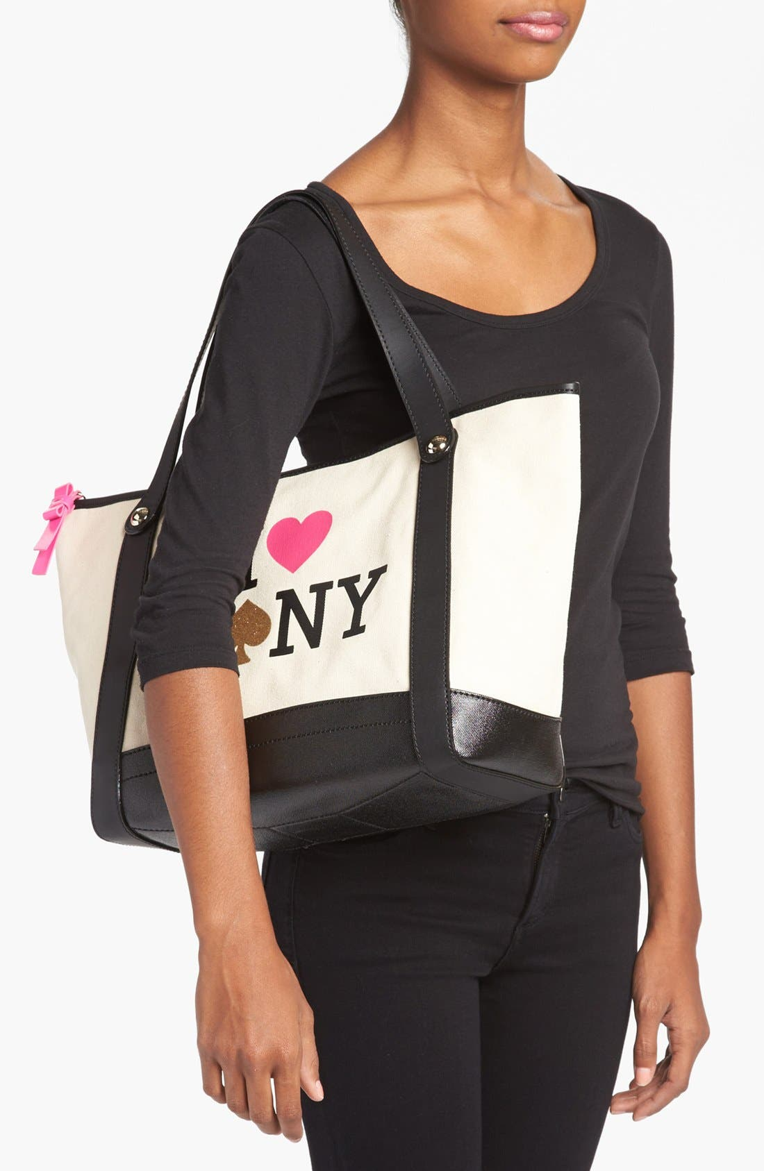 Alternate Image 2  - kate spade new york 'call to action - stanley' tote