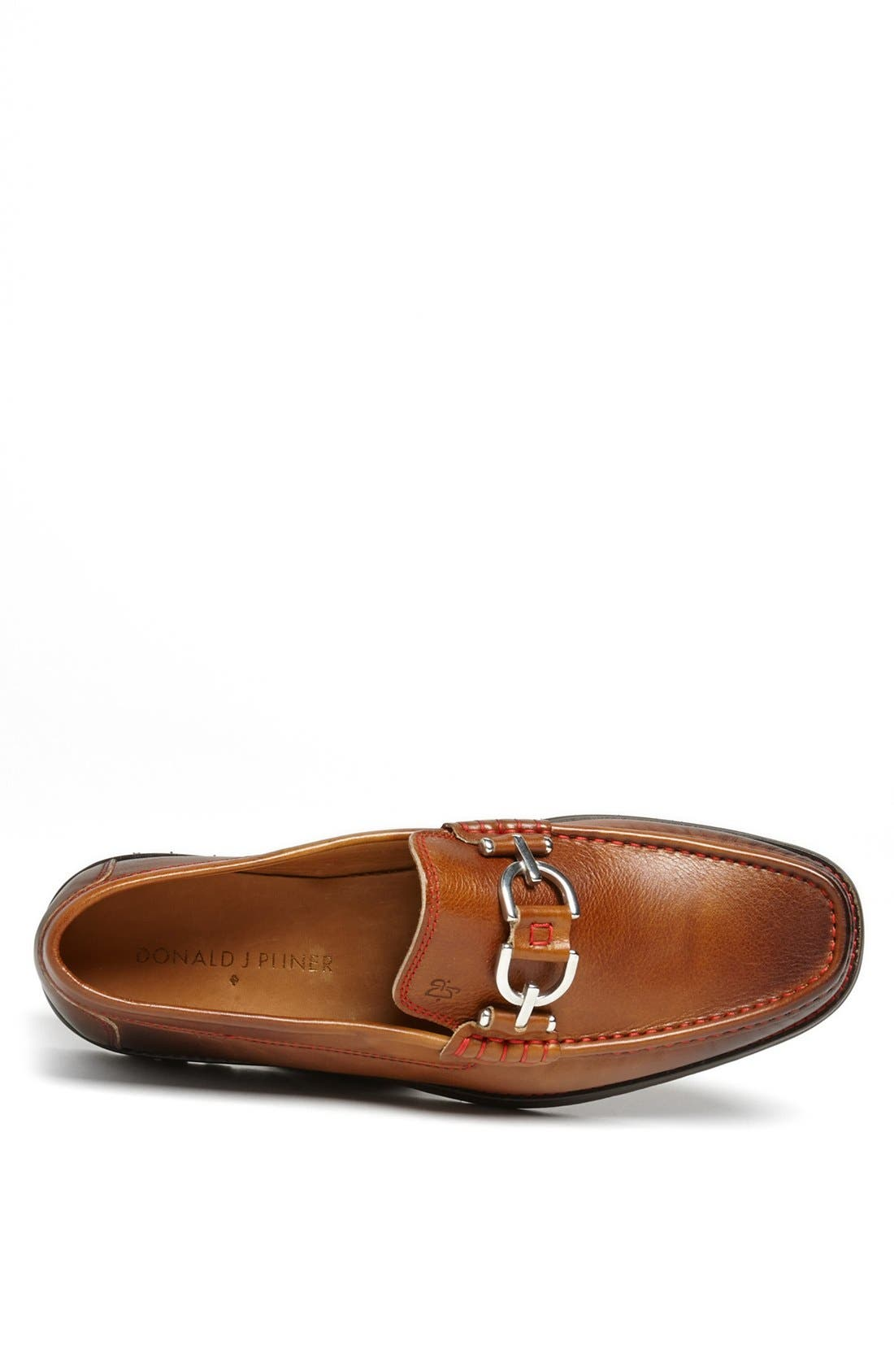 Alternate Image 3  - Donald J Pliner 'Dustee' Bit Loafer