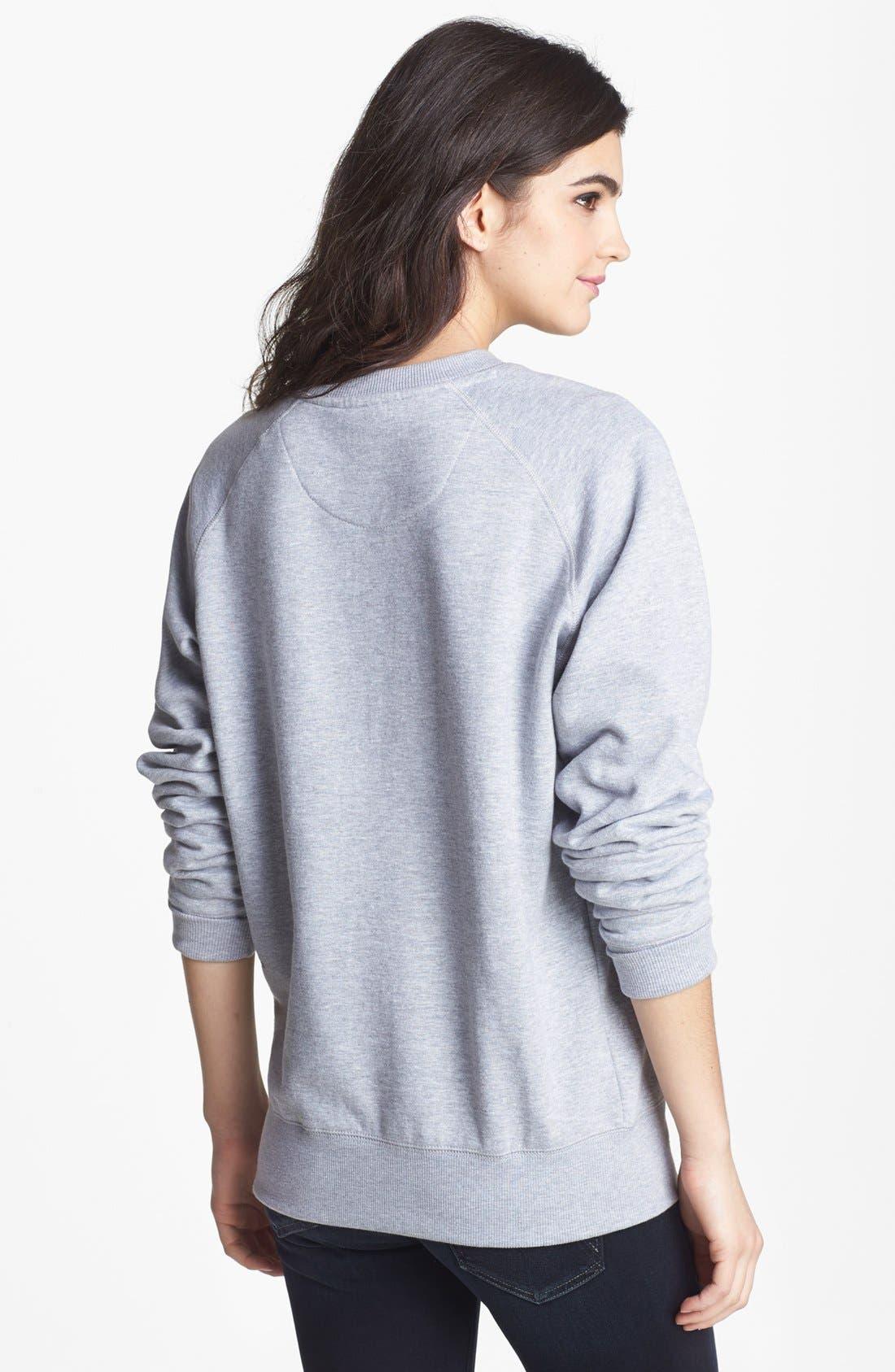 Alternate Image 2  - ELEVENPARIS 'Paris Titan' Sweatshirt